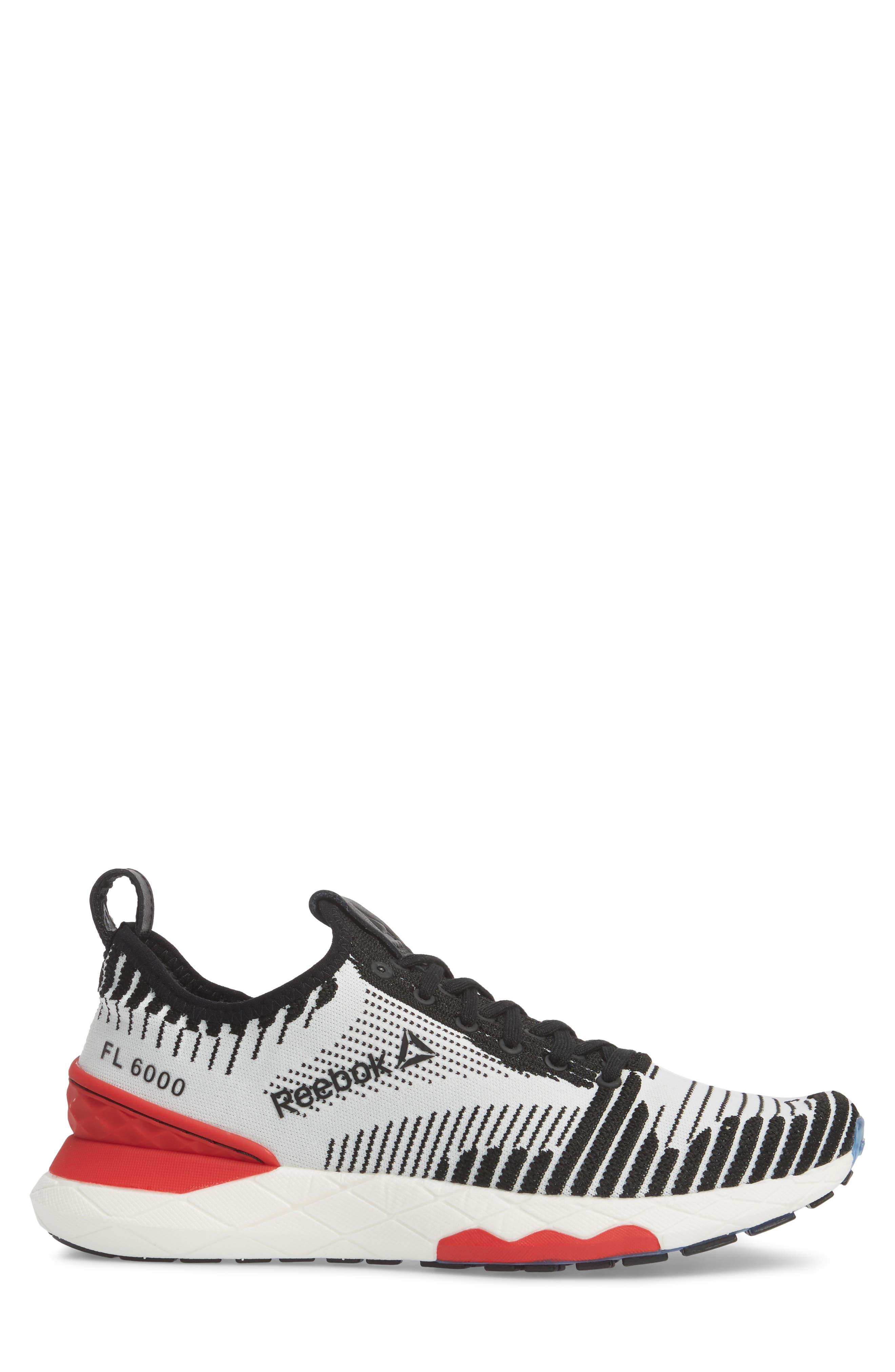 Floatride Run 6000 Running Shoe,                             Alternate thumbnail 3, color,                             001