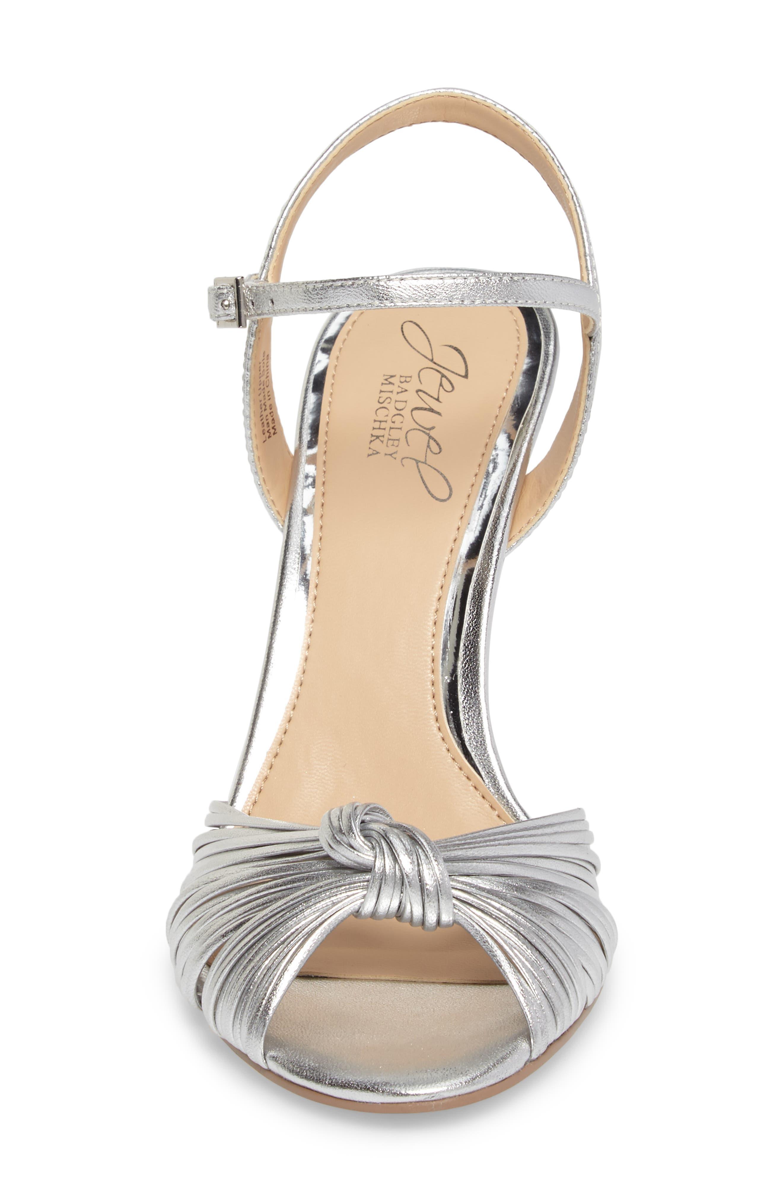Lady Ankle Strap Sandal,                             Alternate thumbnail 4, color,                             046