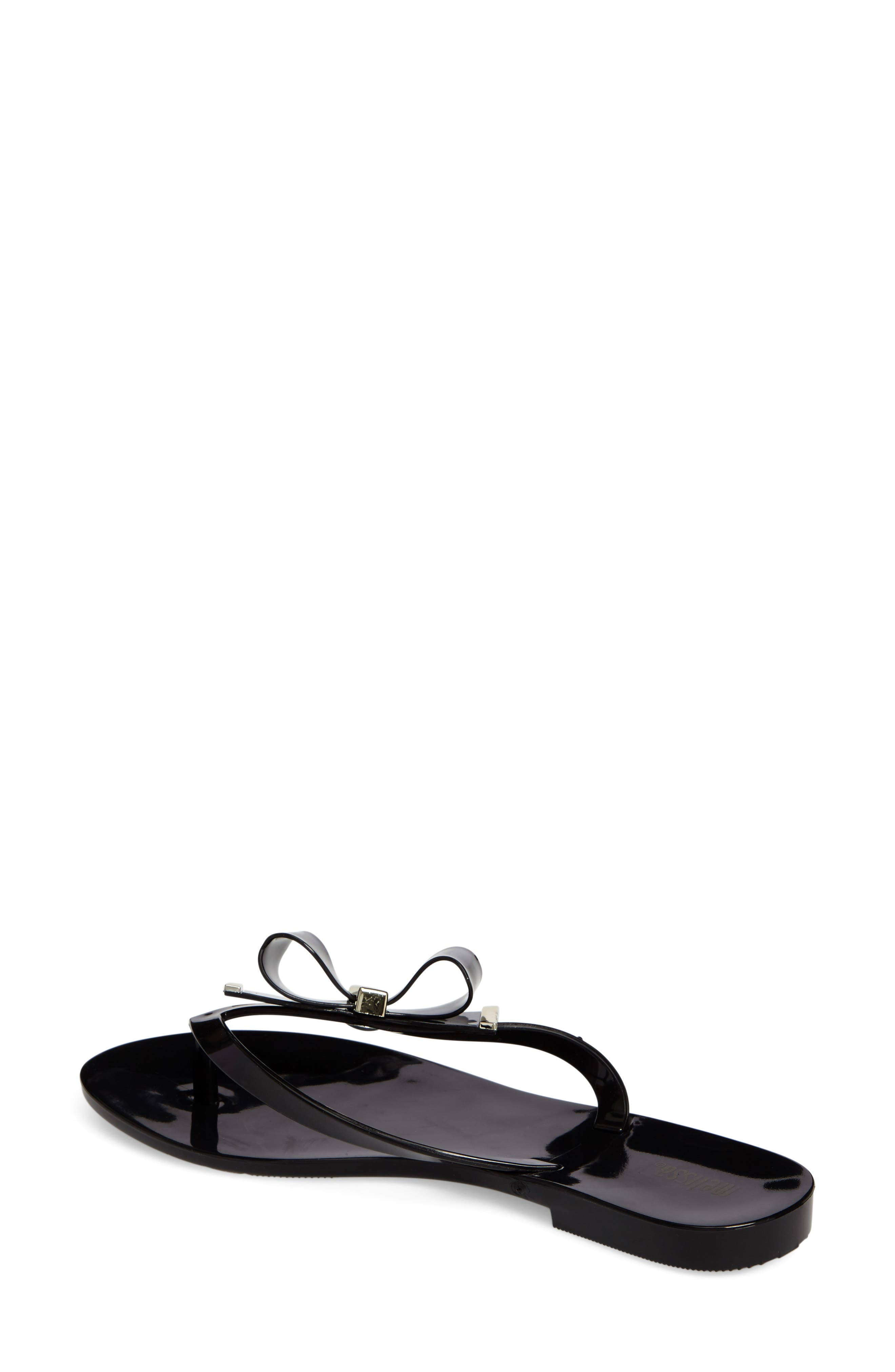 Harmonic Make a Wish Jelly Flip Flop,                             Alternate thumbnail 2, color,                             001