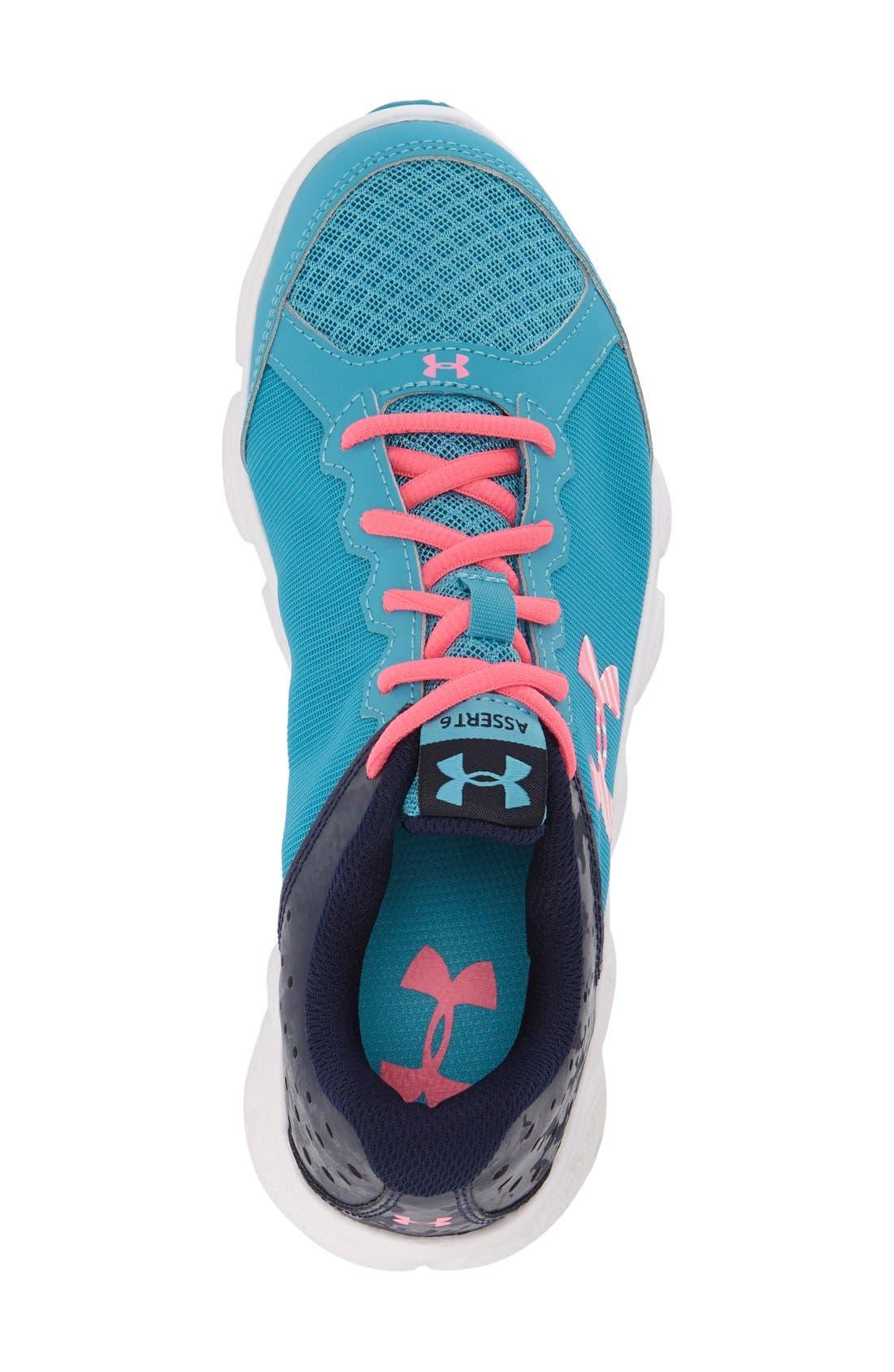 'Micro G<sup>®</sup> Assert VI' Running Shoe,                             Alternate thumbnail 22, color,