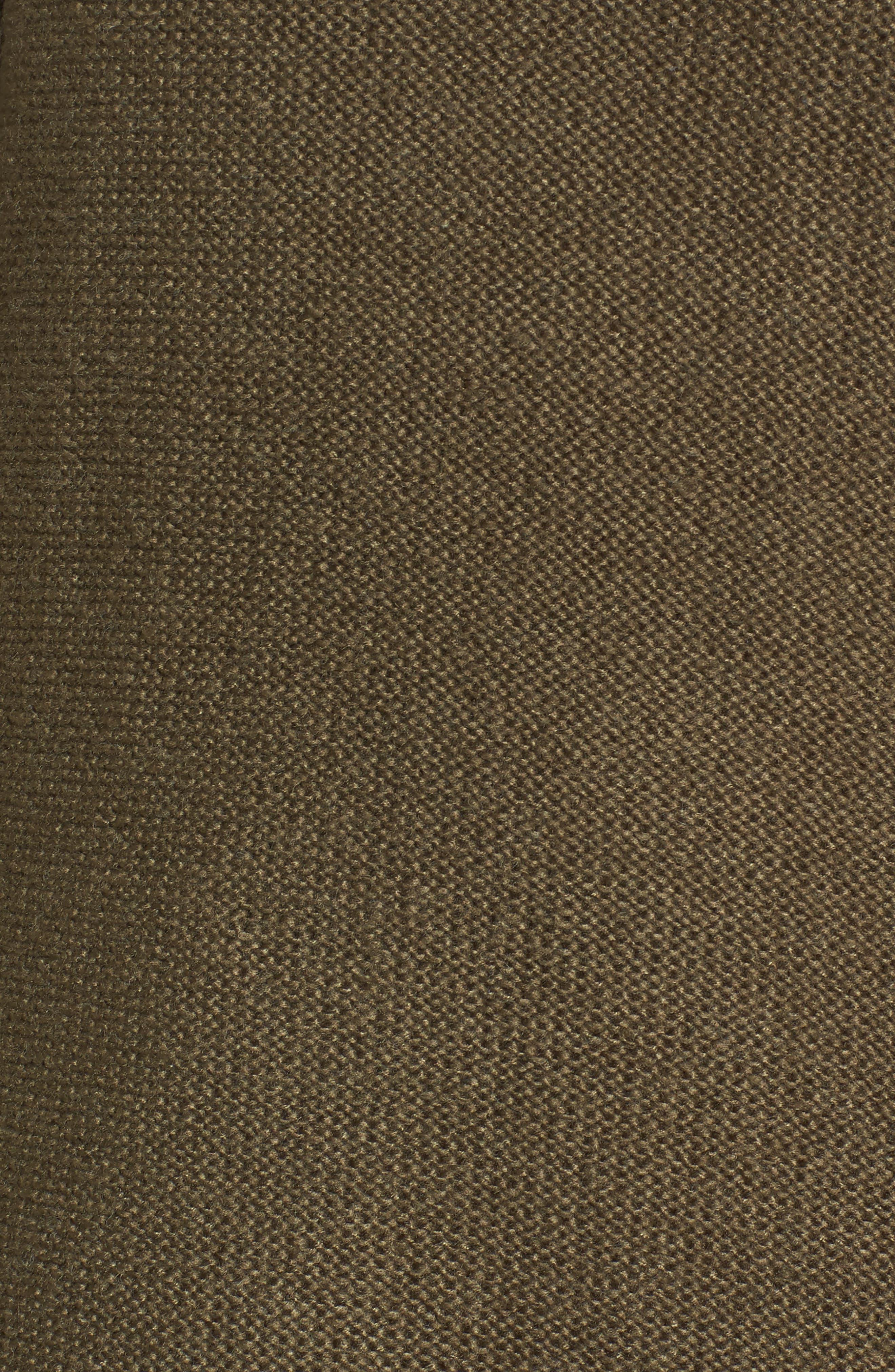 Bell Sleeve Sweater Dress,                             Alternate thumbnail 10, color,