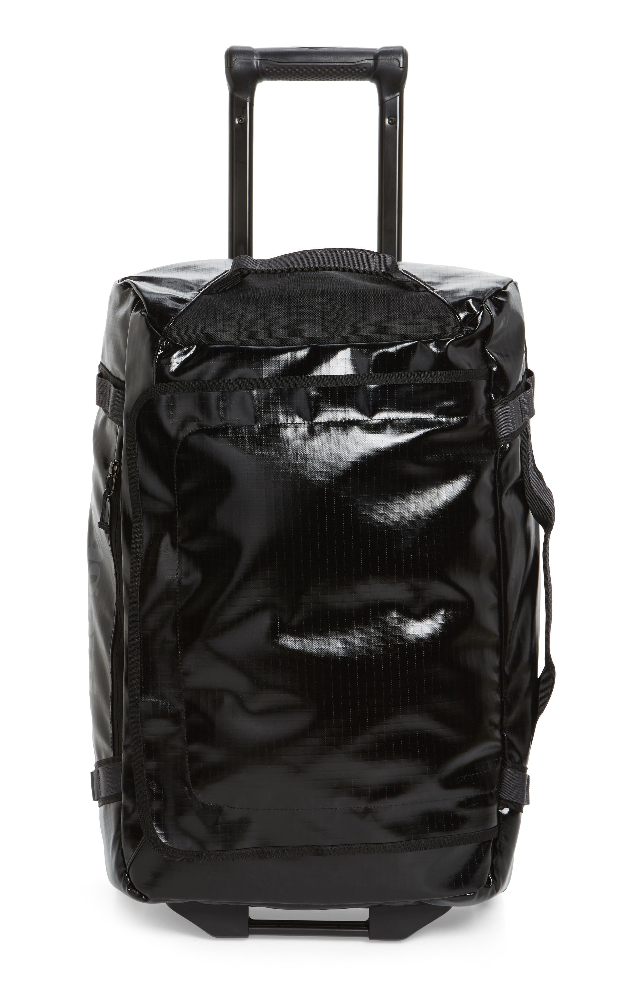 Black Hole 40-Liter Rolling Duffel Bag,                         Main,                         color, 001