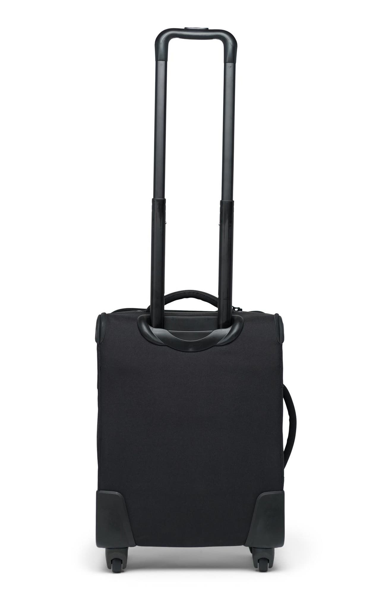 HERSCHEL SUPPLY CO.,                             Highland 22-Inch Spinner Carry-On,                             Alternate thumbnail 4, color,                             BLACK