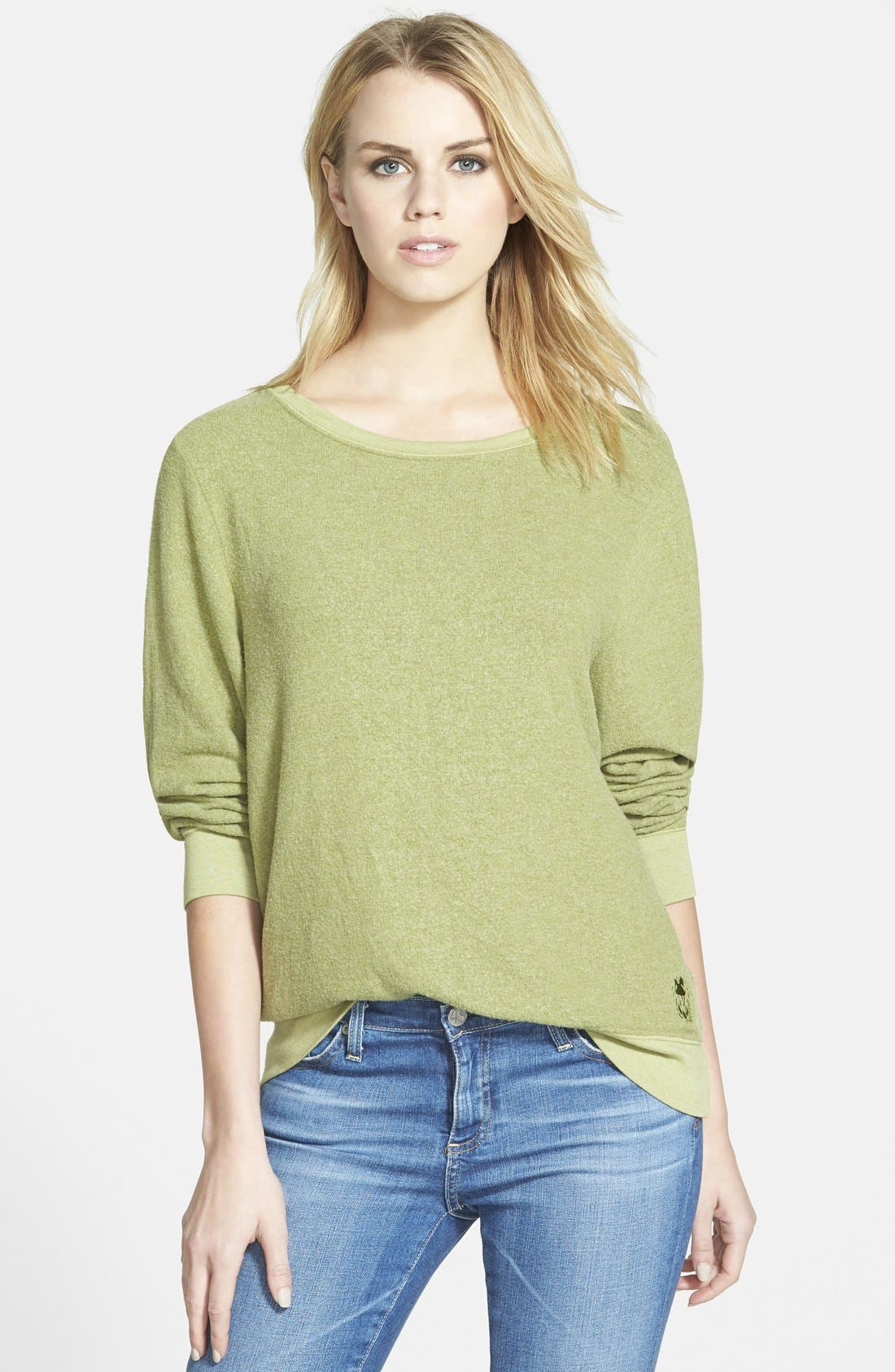 'Baggy Beach Jumper' Pullover,                             Main thumbnail 25, color,
