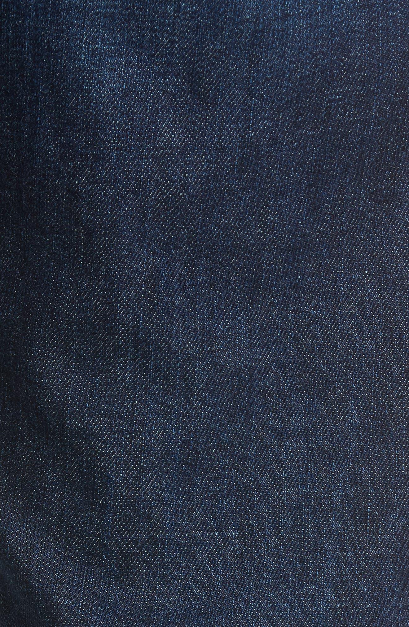 The Straight Slim Straight Leg Jeans,                             Alternate thumbnail 5, color,                             402