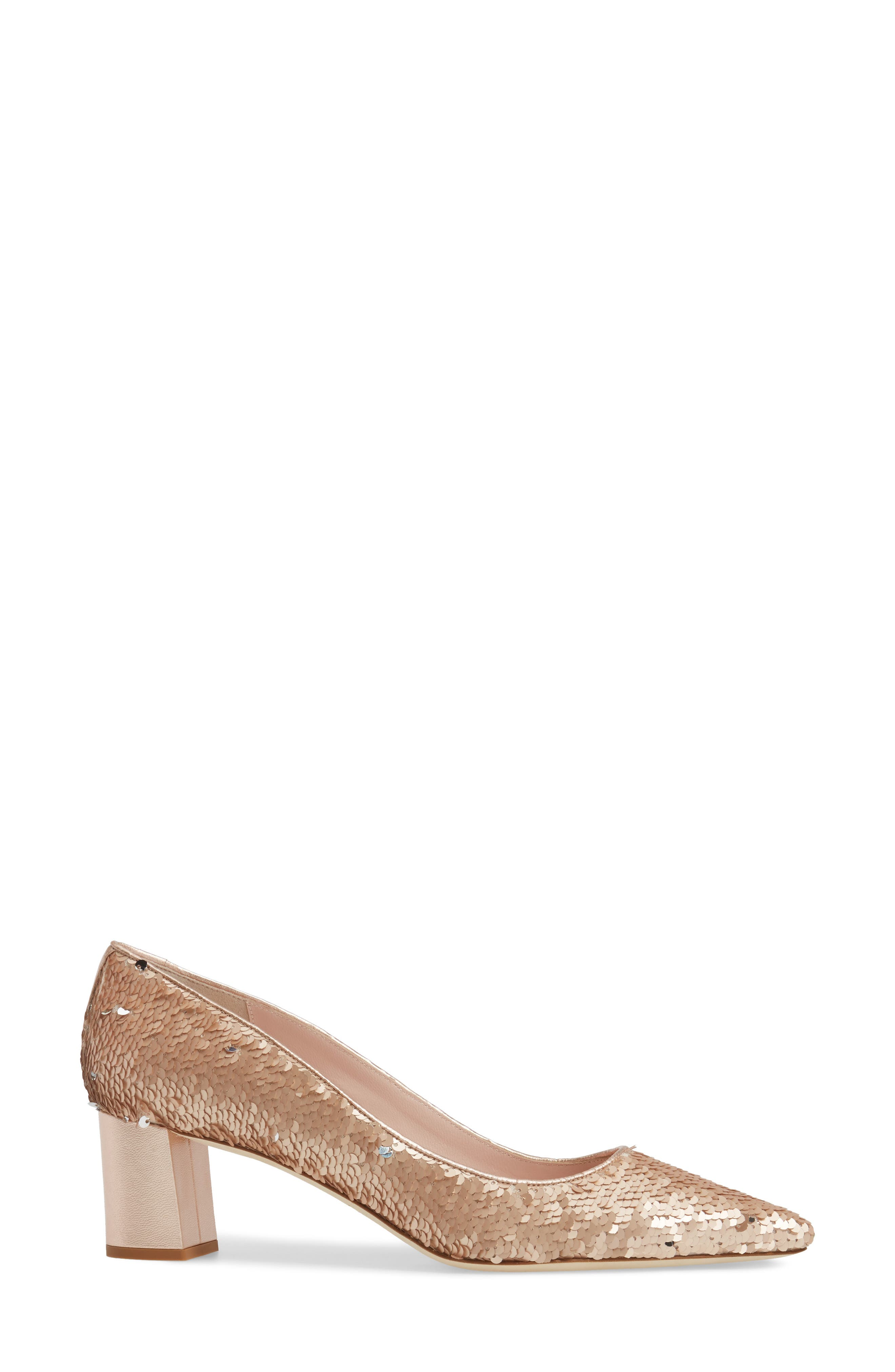 mauna sequin pump,                             Alternate thumbnail 8, color,