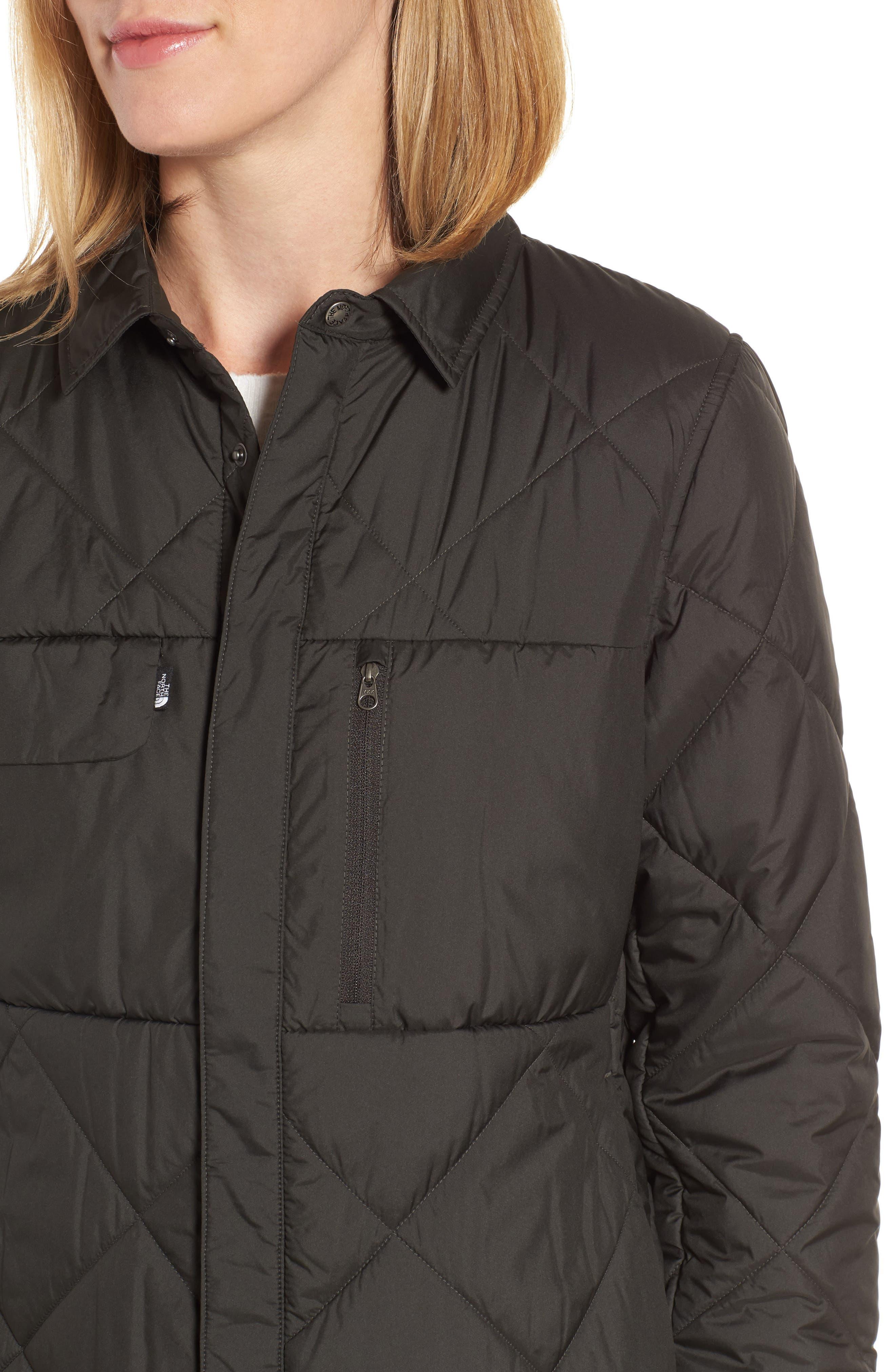 Raya Shirt Jacket,                             Alternate thumbnail 4, color,                             021