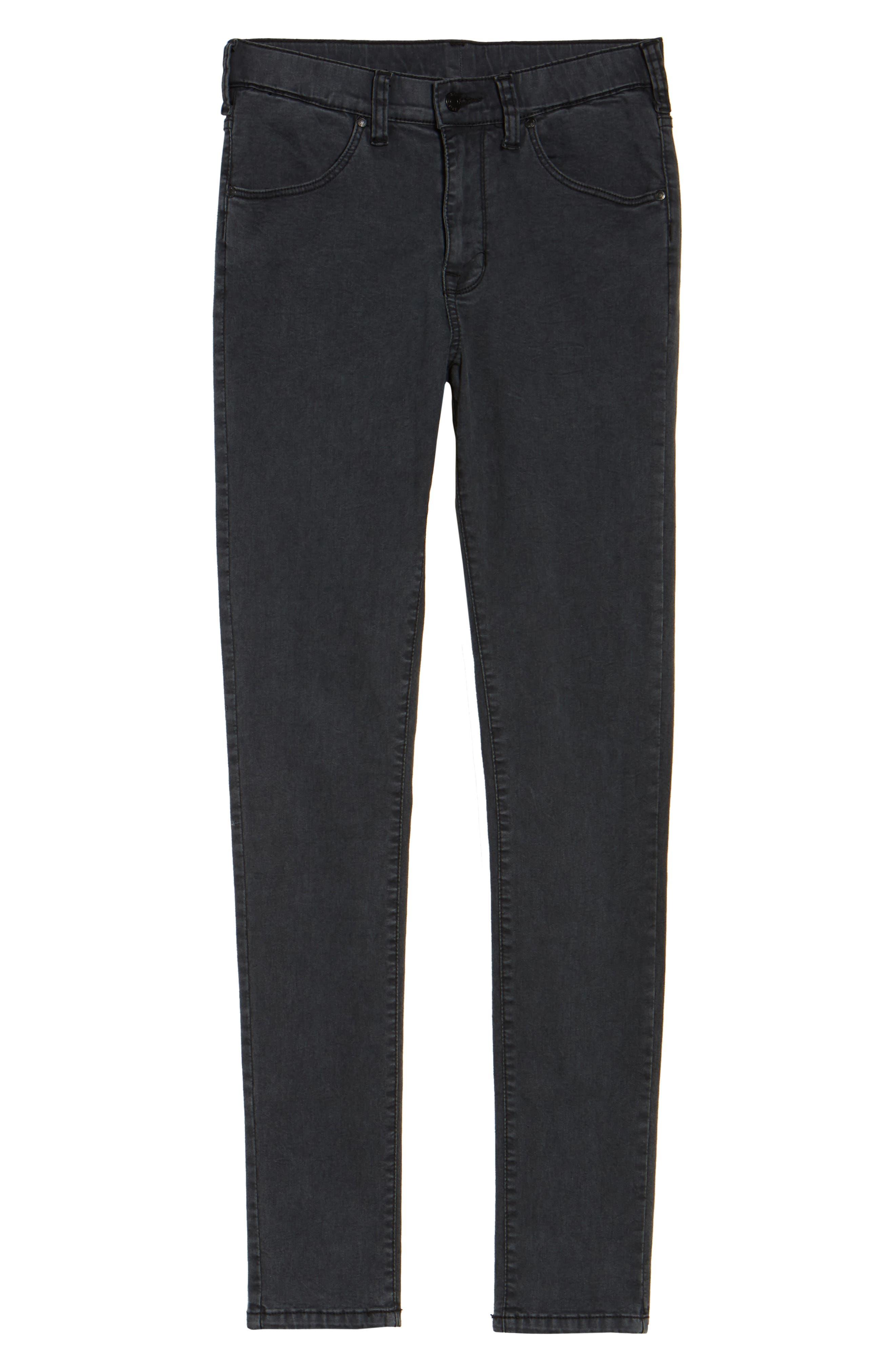 Leroy Slim Fit Jeans,                             Alternate thumbnail 6, color,                             020