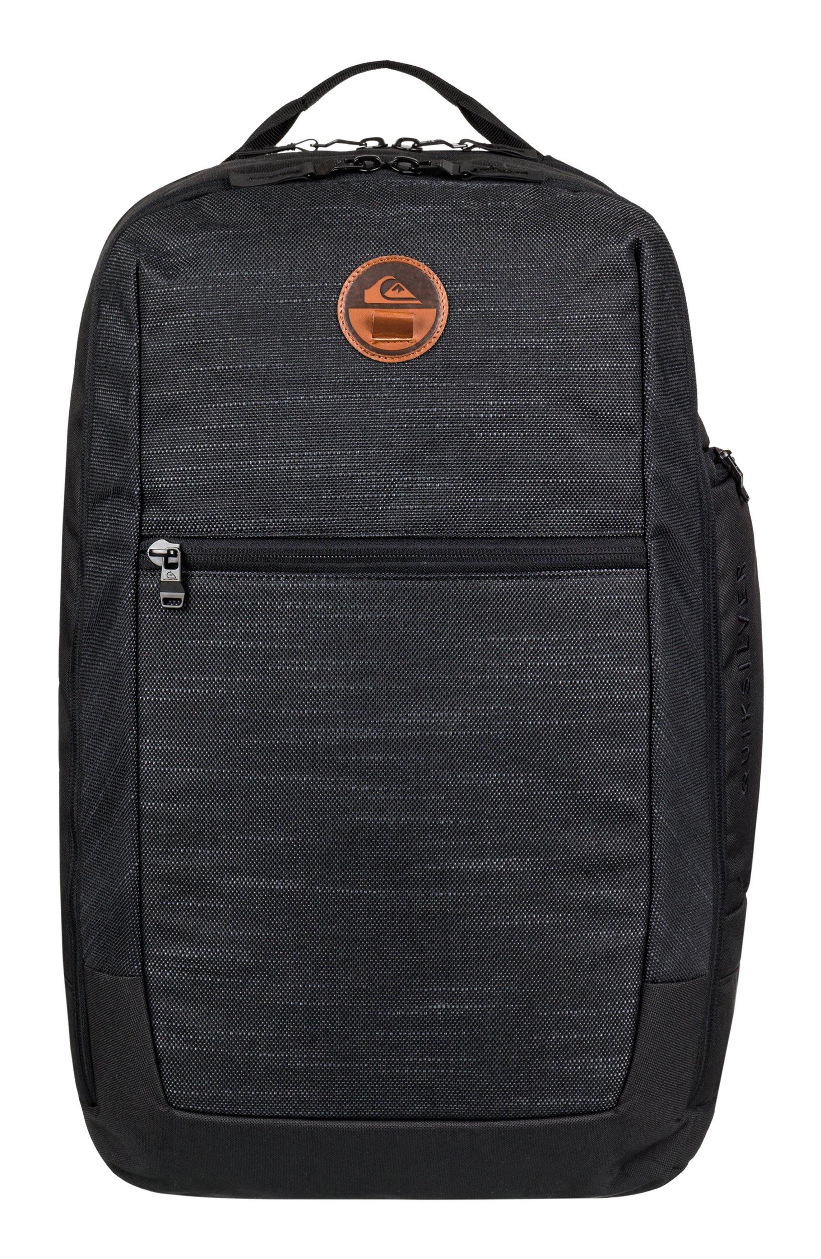 Quiksilver 25L Upshot Plus Backpack - Black