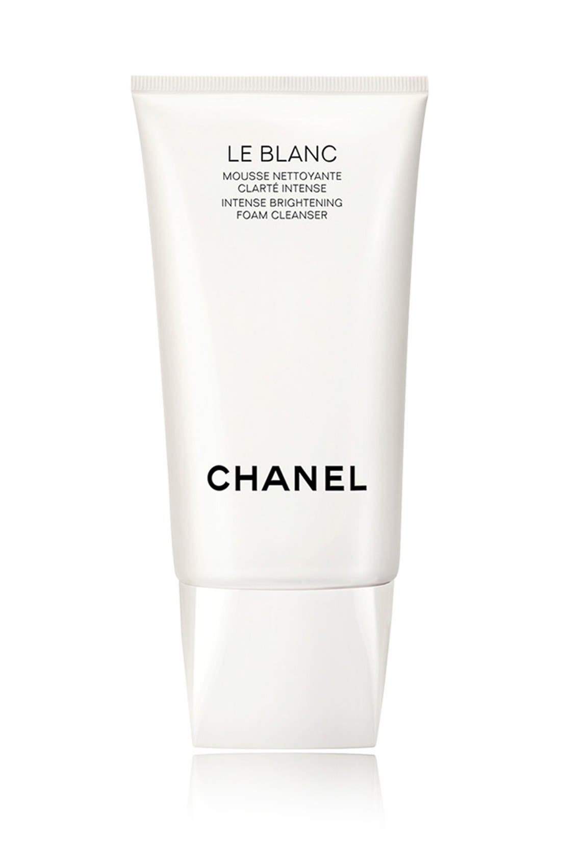 LE BLANC<br />Intense Brightening Foam Cleanser,                             Main thumbnail 1, color,                             NO COLOR