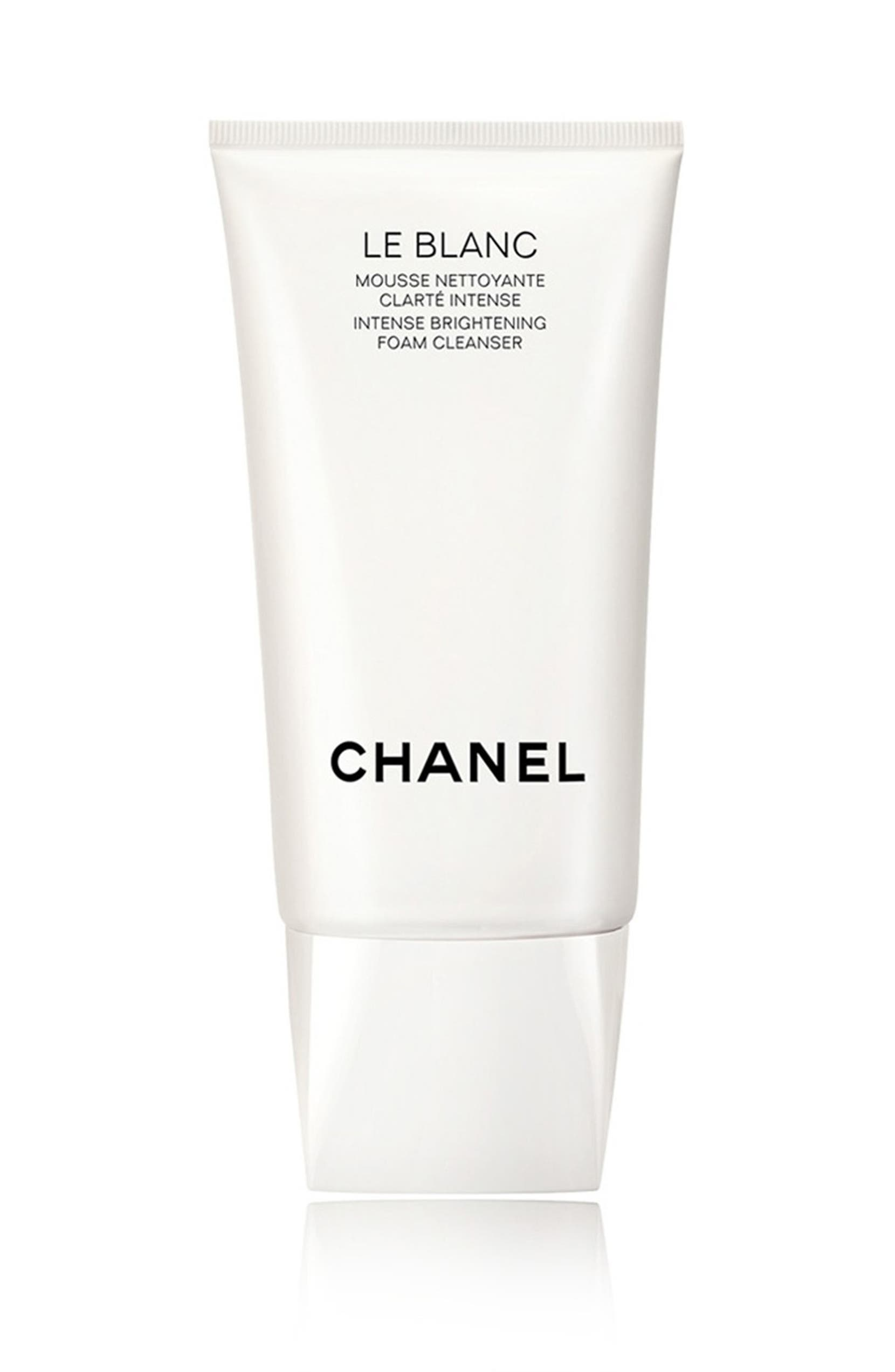 CHANEL LE BLANC Intense Brightening Foam Cleanser  999e34ab8481