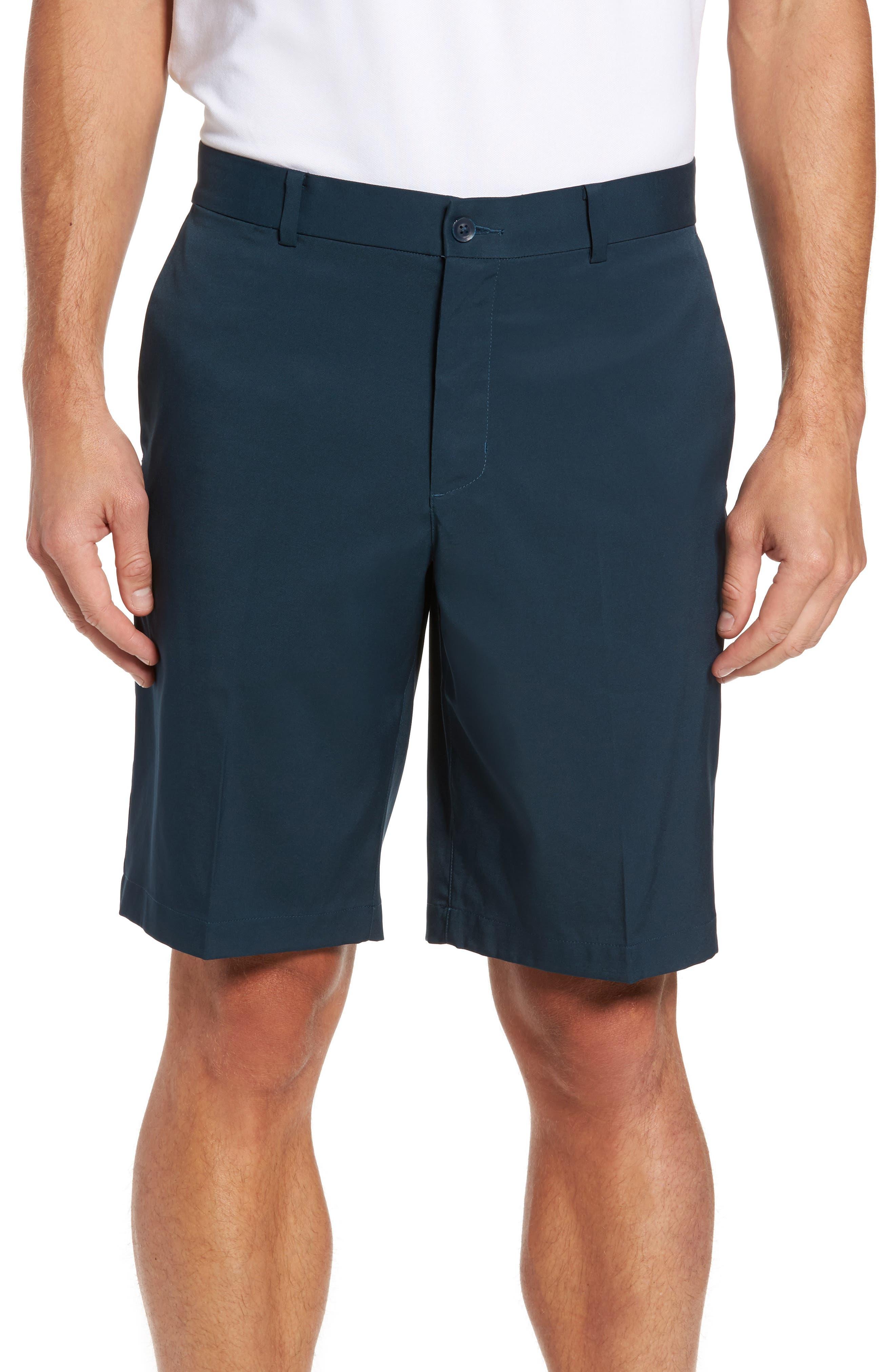 Flat Front Golf Shorts,                             Main thumbnail 2, color,