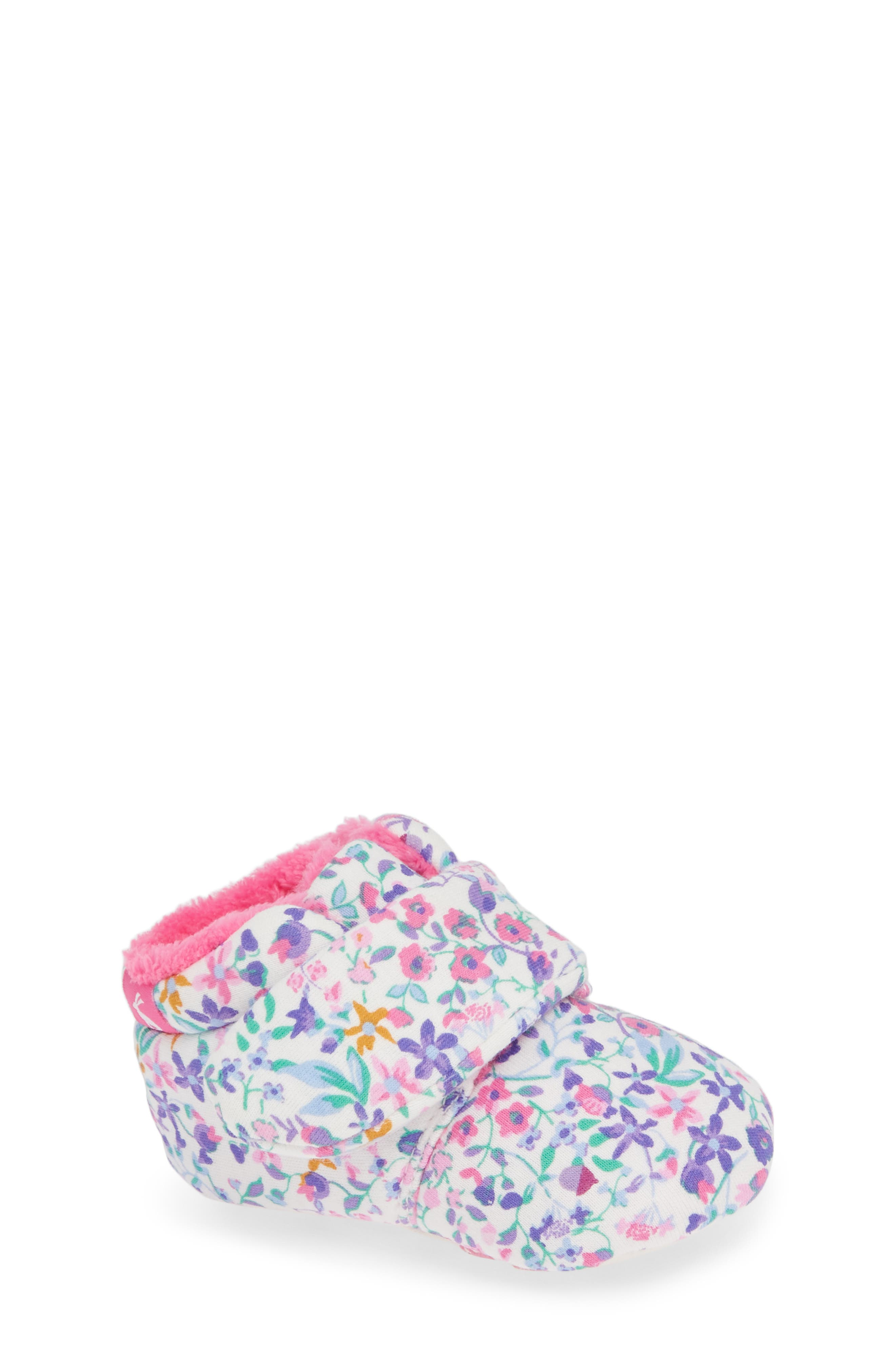 Crib Shoe,                             Main thumbnail 1, color,                             ACORN DITSY