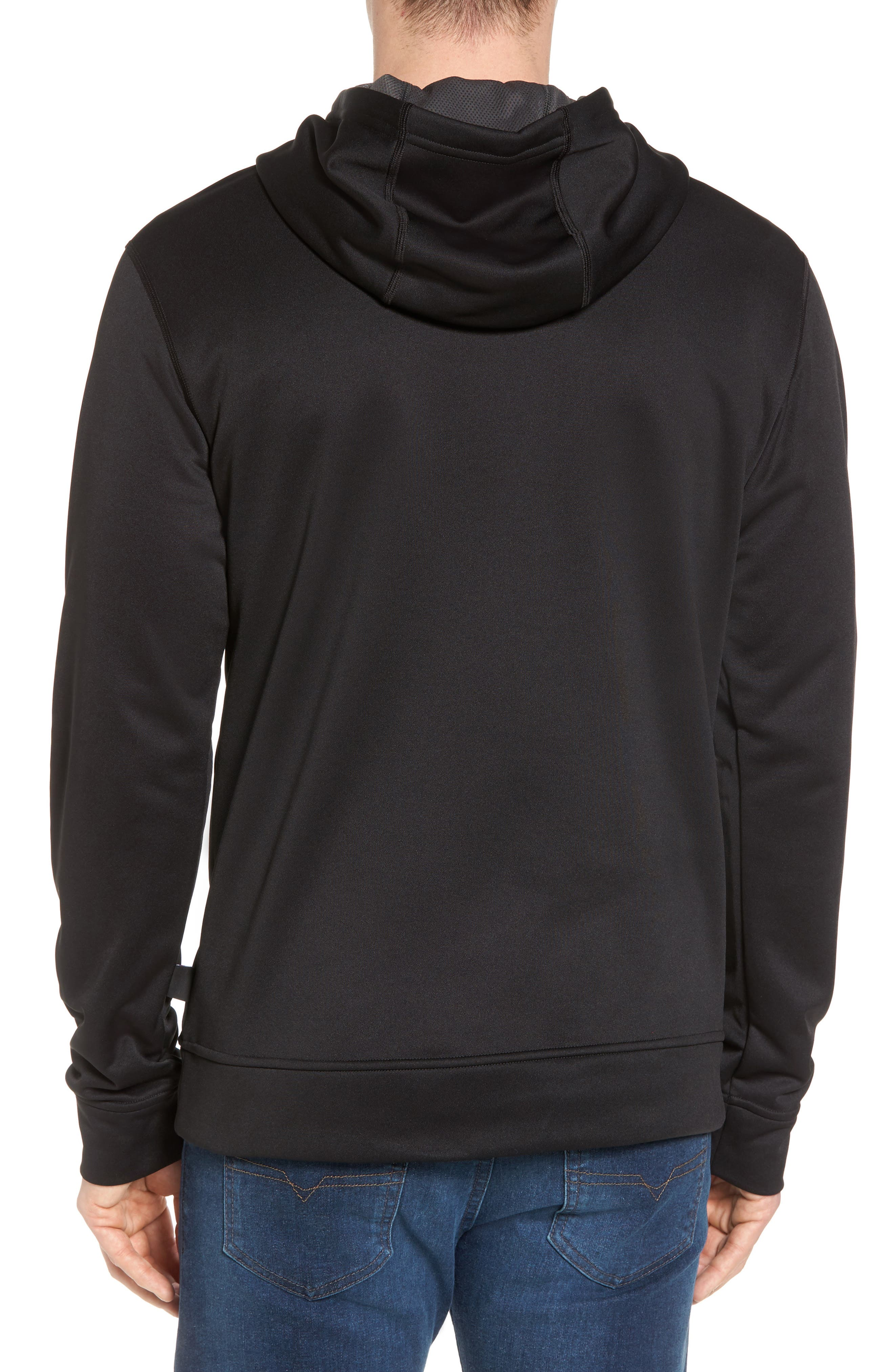 Polycycle Hoodie,                             Alternate thumbnail 2, color,                             001