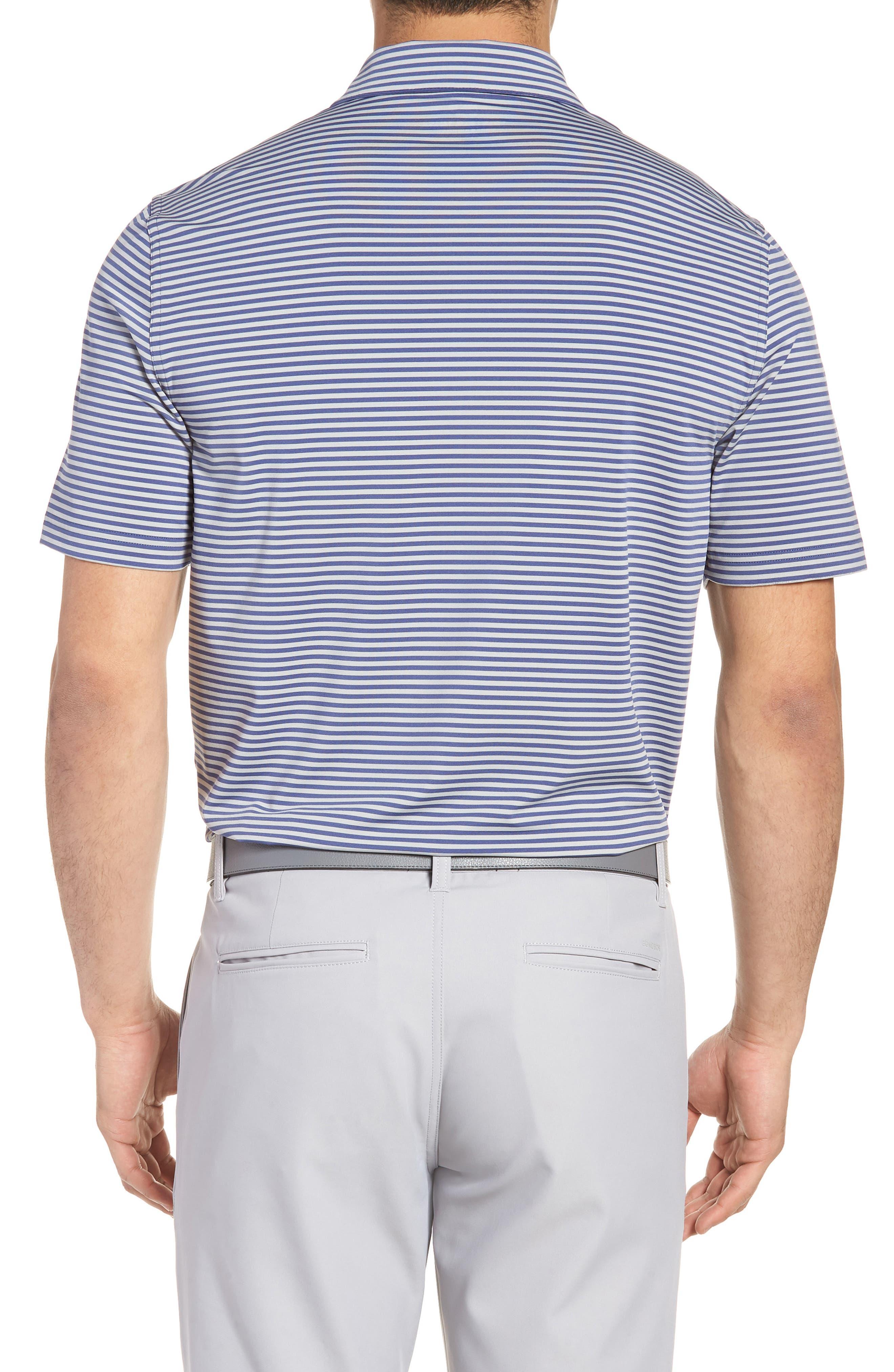 Kennedy Stripe Golf Polo,                             Alternate thumbnail 21, color,