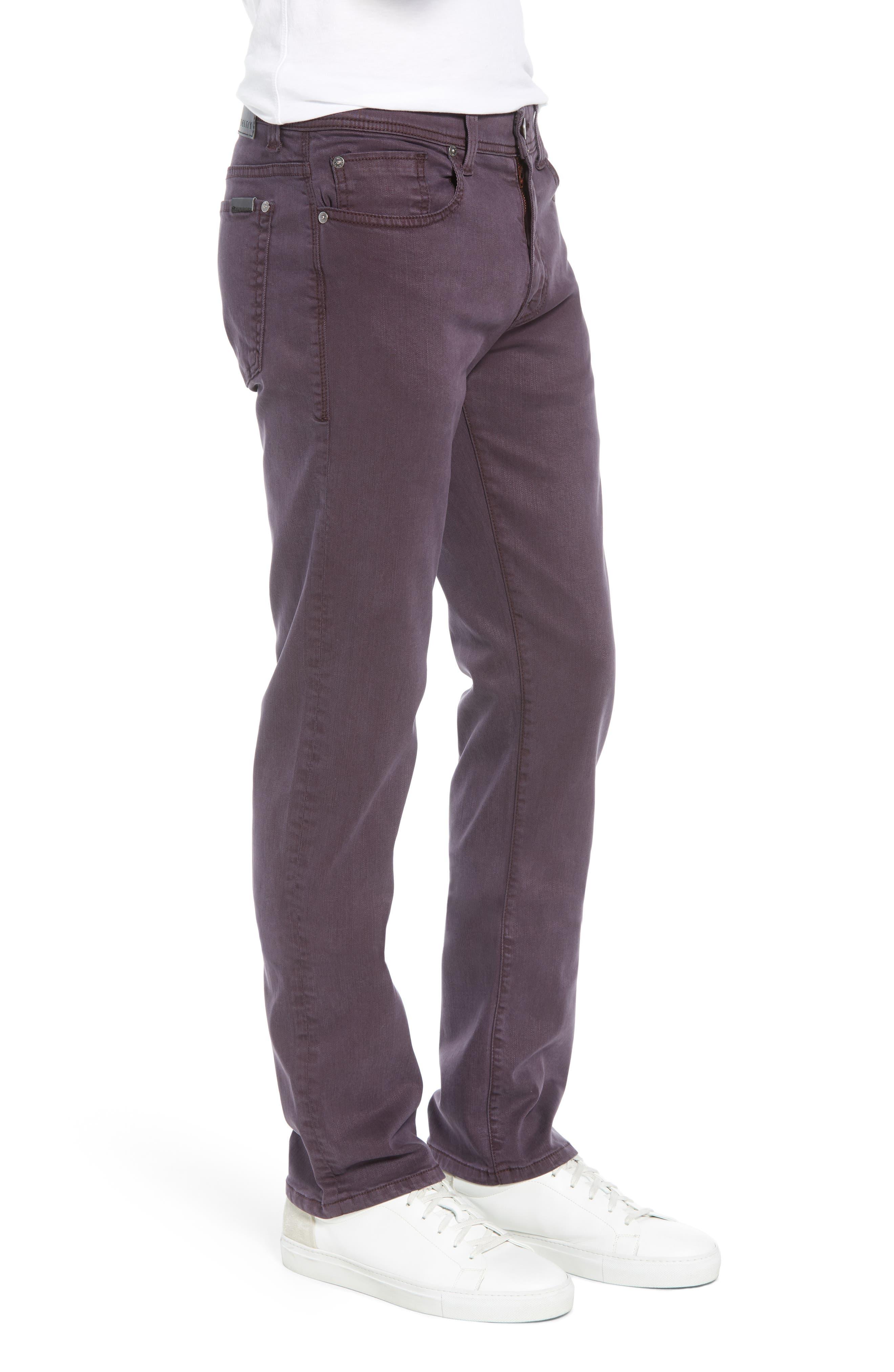 Jimmy Slim Straight Leg Jeans,                             Alternate thumbnail 3, color,                             600