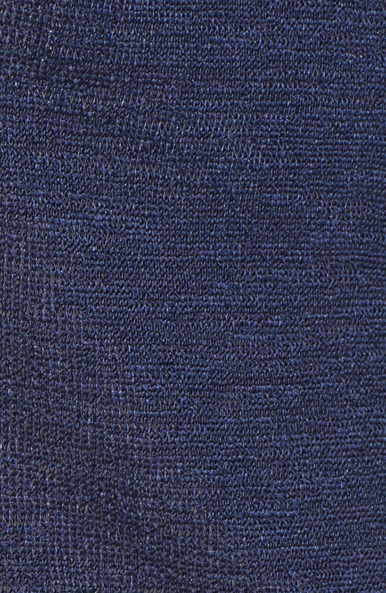 Draped Front Cardigan,                             Alternate thumbnail 5, color,                             456