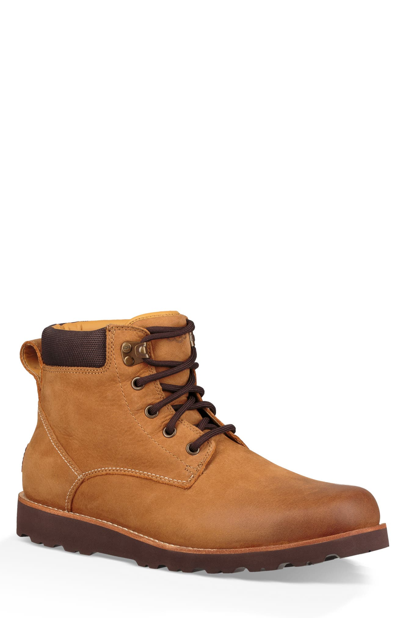 Seton Waterproof Chukka Boot,                         Main,                         color, WHEAT