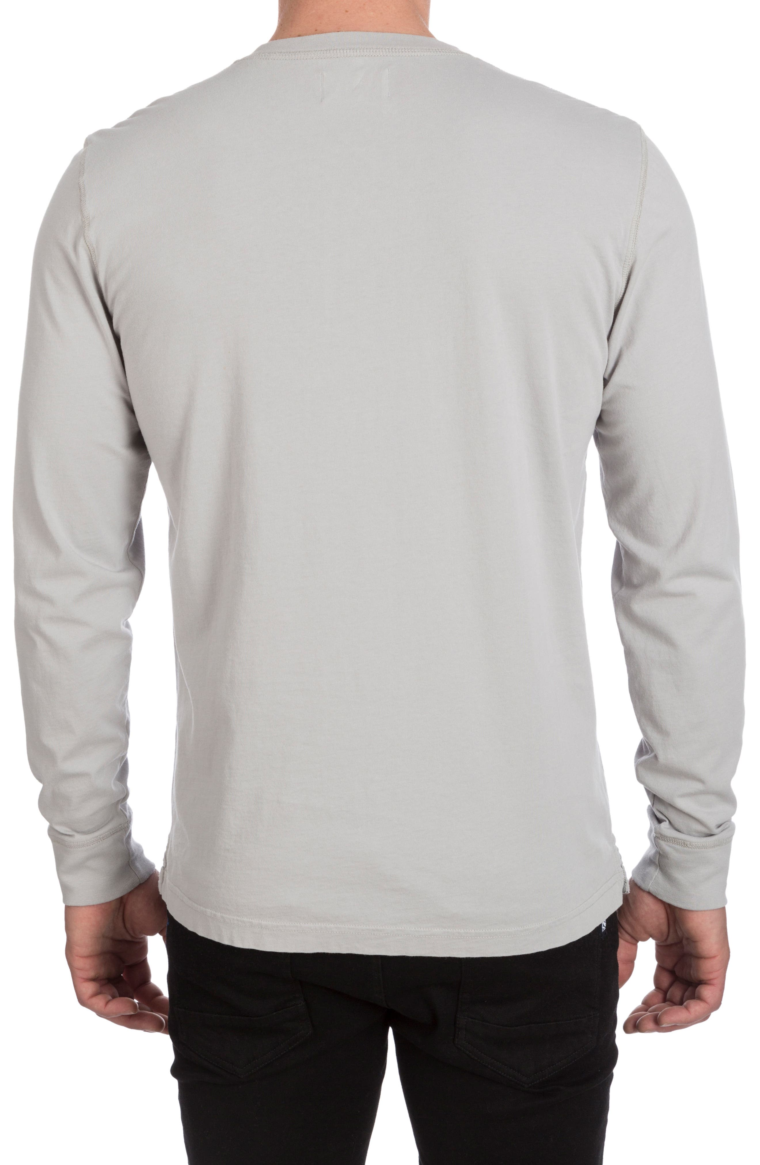 Biltmore Henley T-Shirt,                             Alternate thumbnail 2, color,                             050
