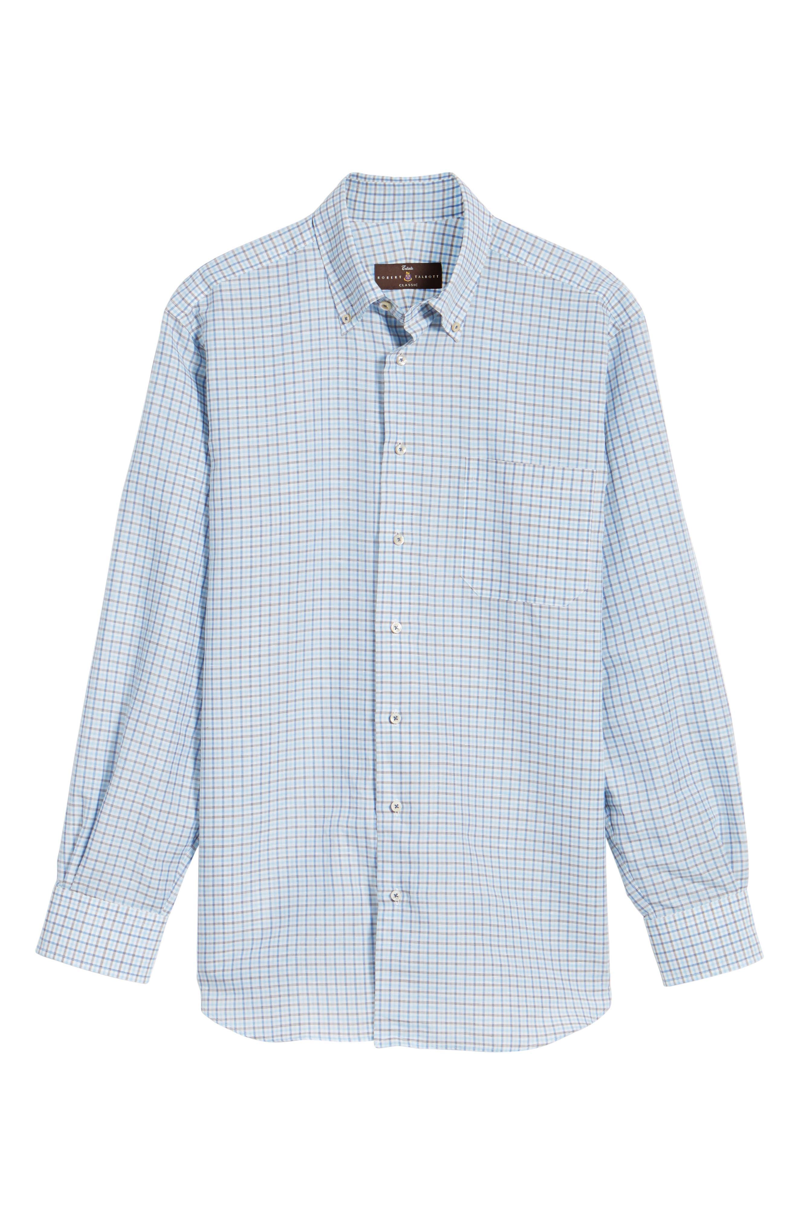 Estate Classic Fit Sport Shirt,                             Alternate thumbnail 6, color,                             248
