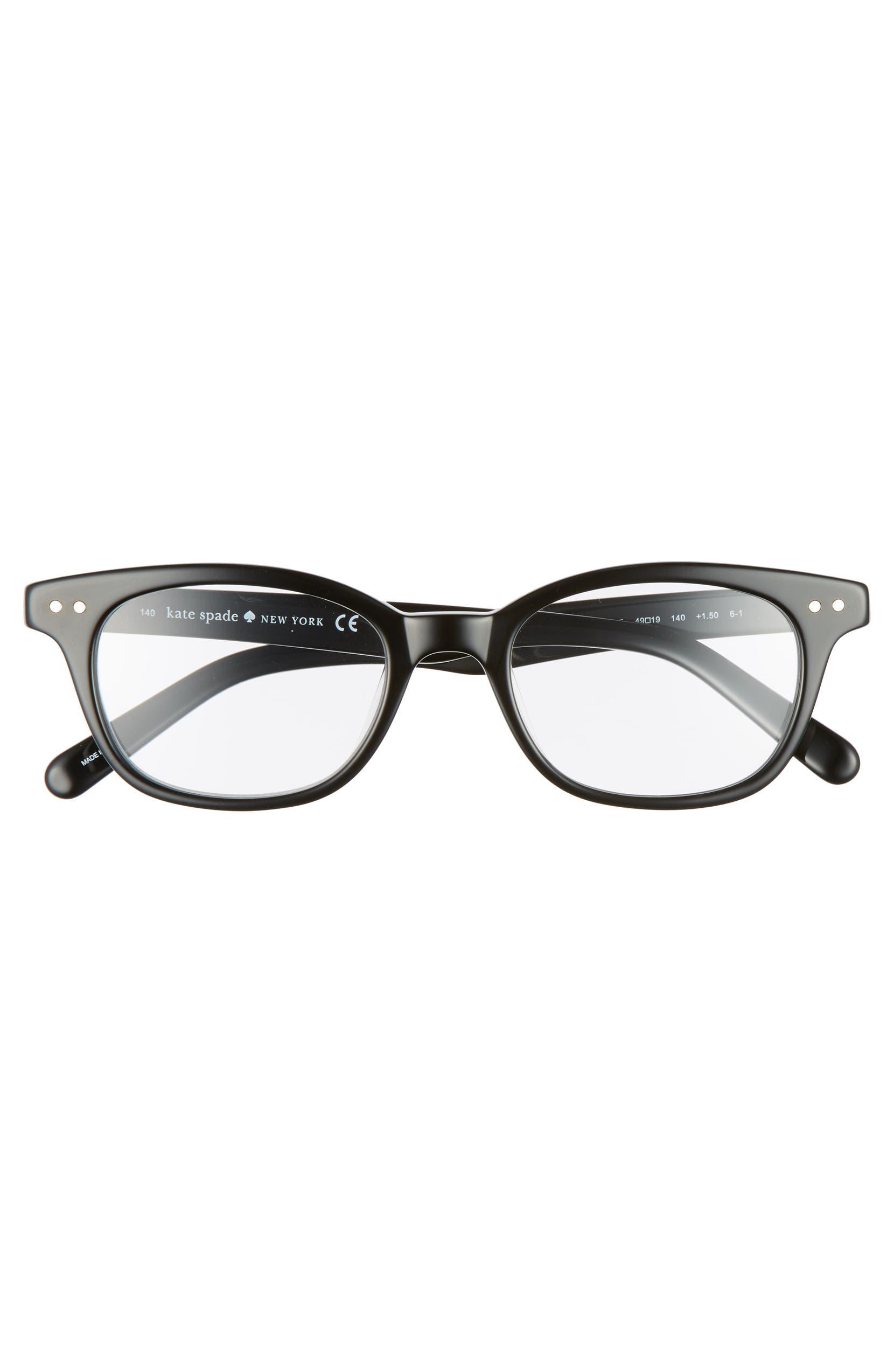 fc3897232c kate spade new york rebecca 49mm reading glasses