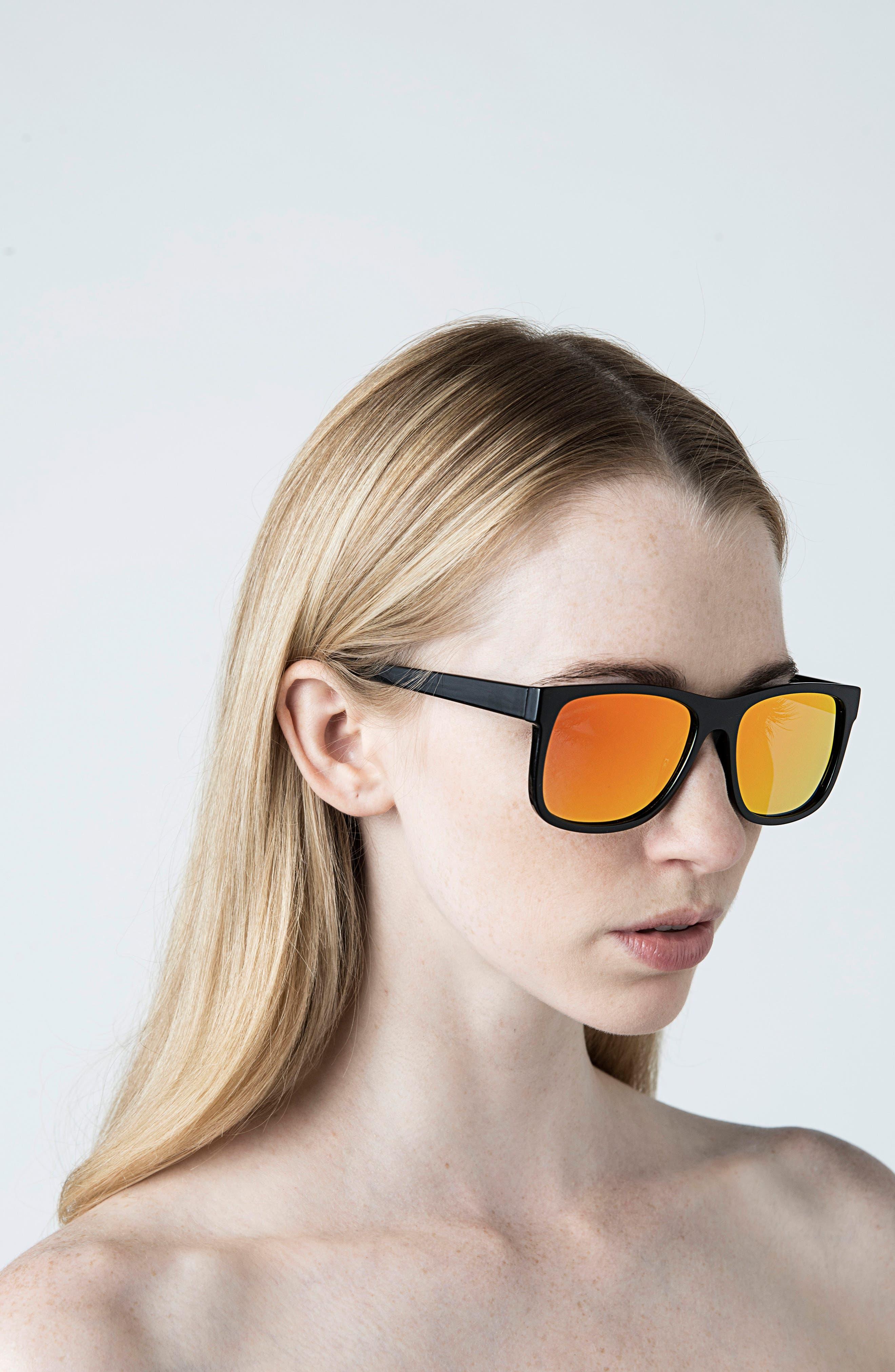 Main 54mm Polarized Sunglasses,                             Alternate thumbnail 9, color,