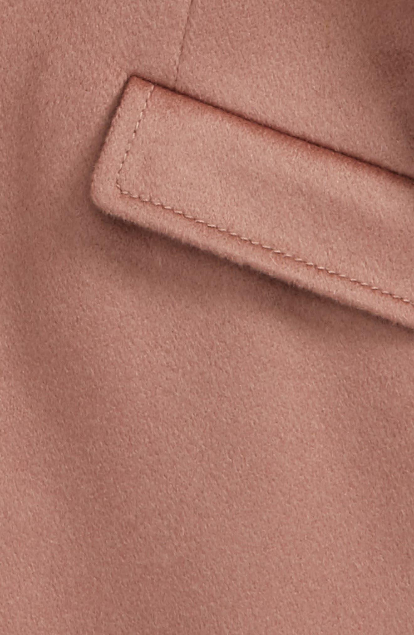 Mini Bridget Cashmere Coat,                             Alternate thumbnail 2, color,                             650