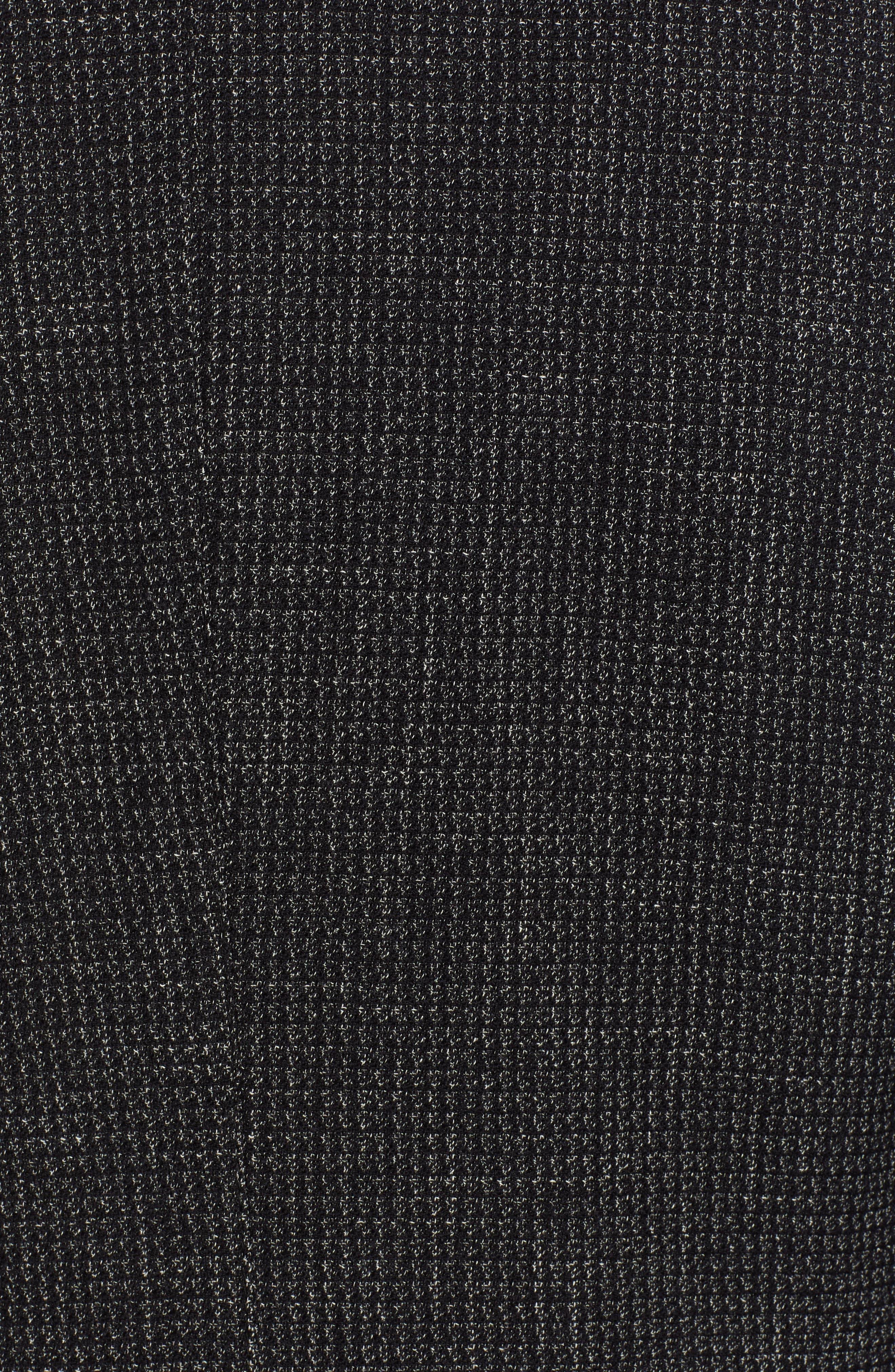 Hybrid Blazer,                             Alternate thumbnail 6, color,                             CAVIAR