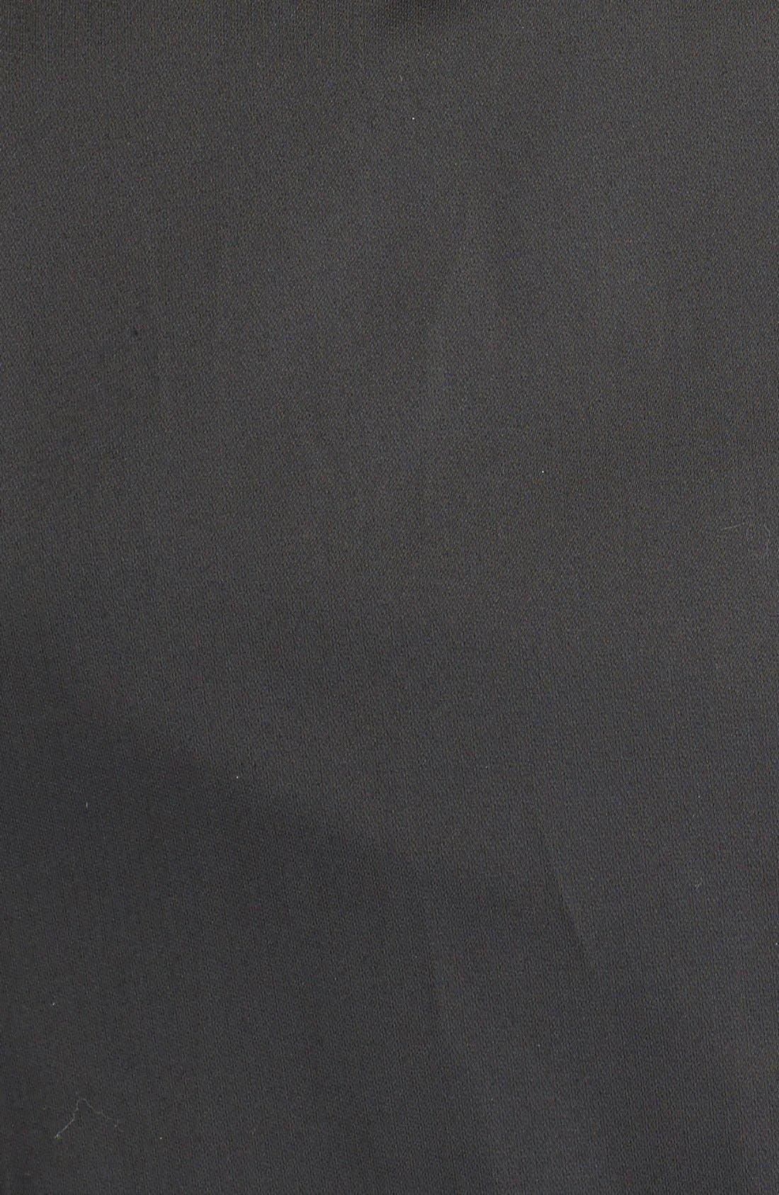 Single Breasted Raincoat,                             Alternate thumbnail 3, color,                             001