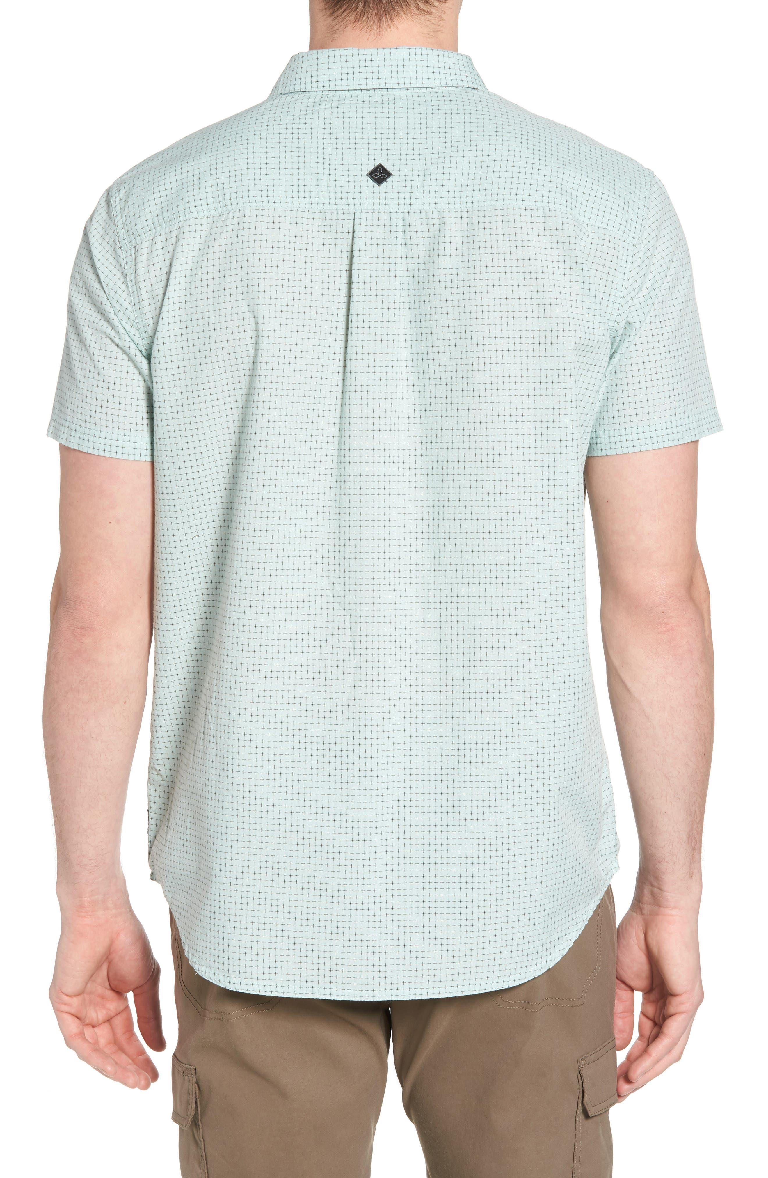 Blakely Slim Fit Short Sleeve Sport Shirt,                             Alternate thumbnail 2, color,                             300
