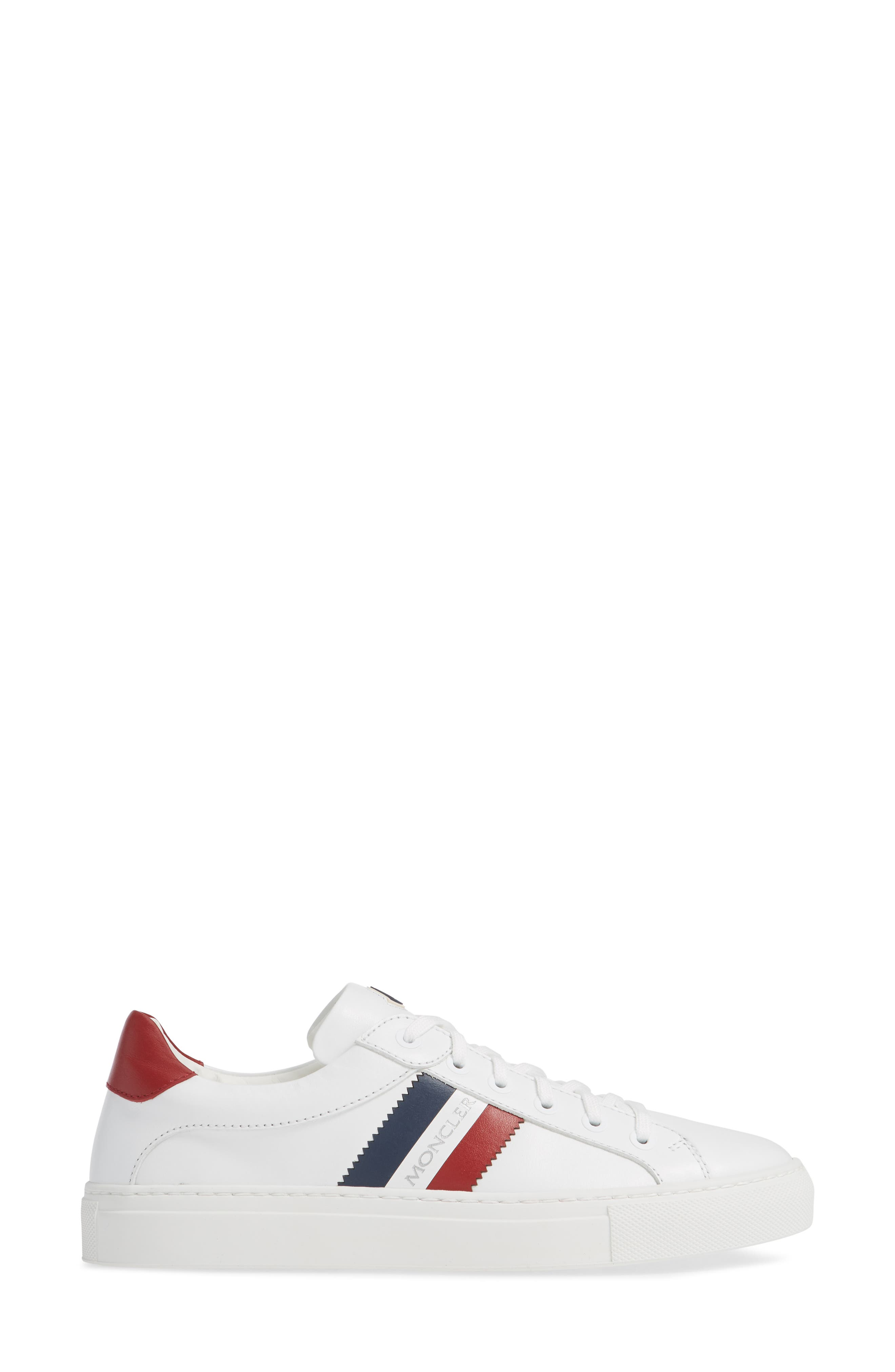New Leni Scarpa Sneaker,                             Alternate thumbnail 3, color,                             WHITE
