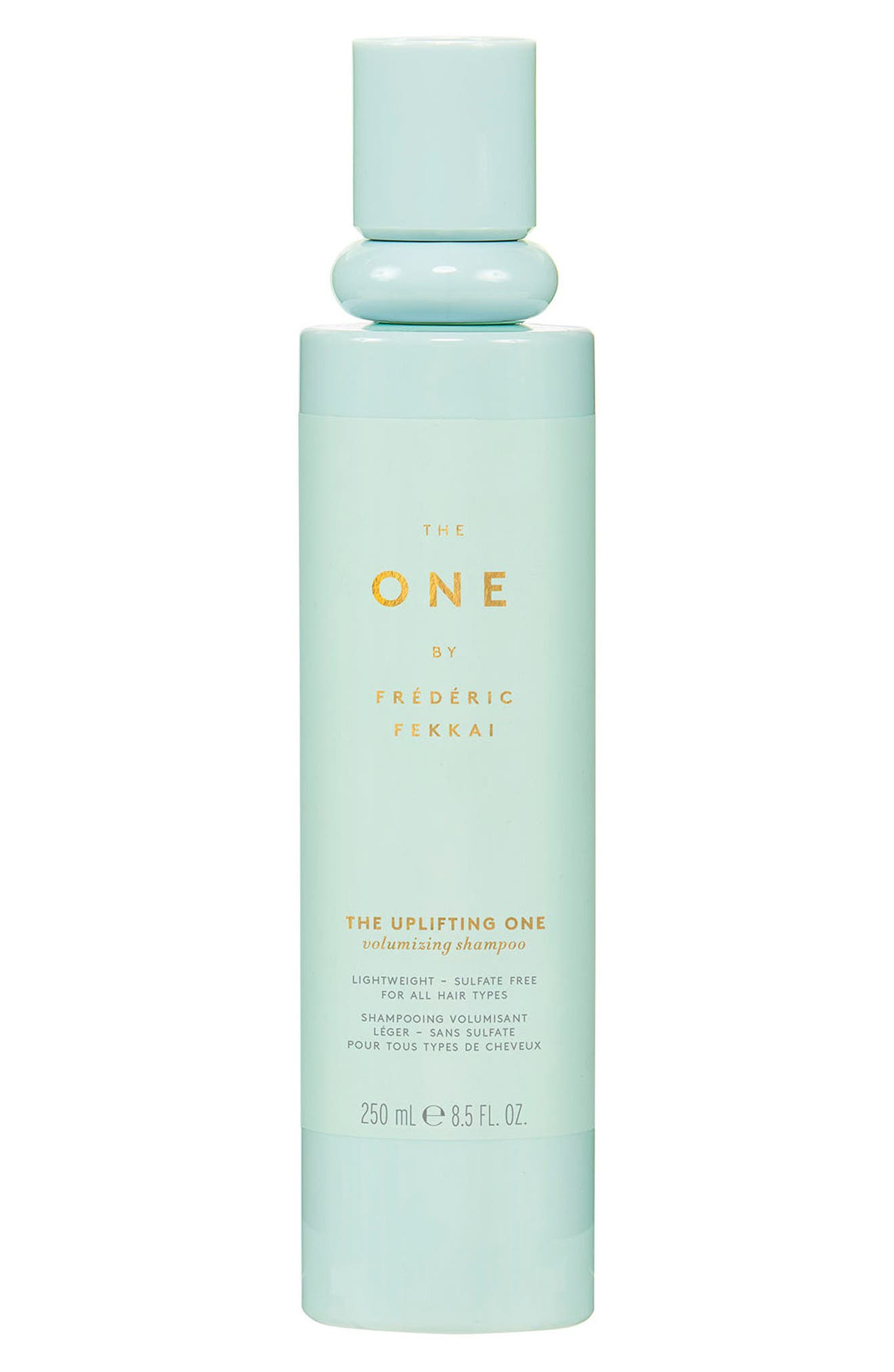 The One by Frédéric Fekkai The Uplifting One Volumizing Shampoo,                             Main thumbnail 1, color,                             NO COLOR