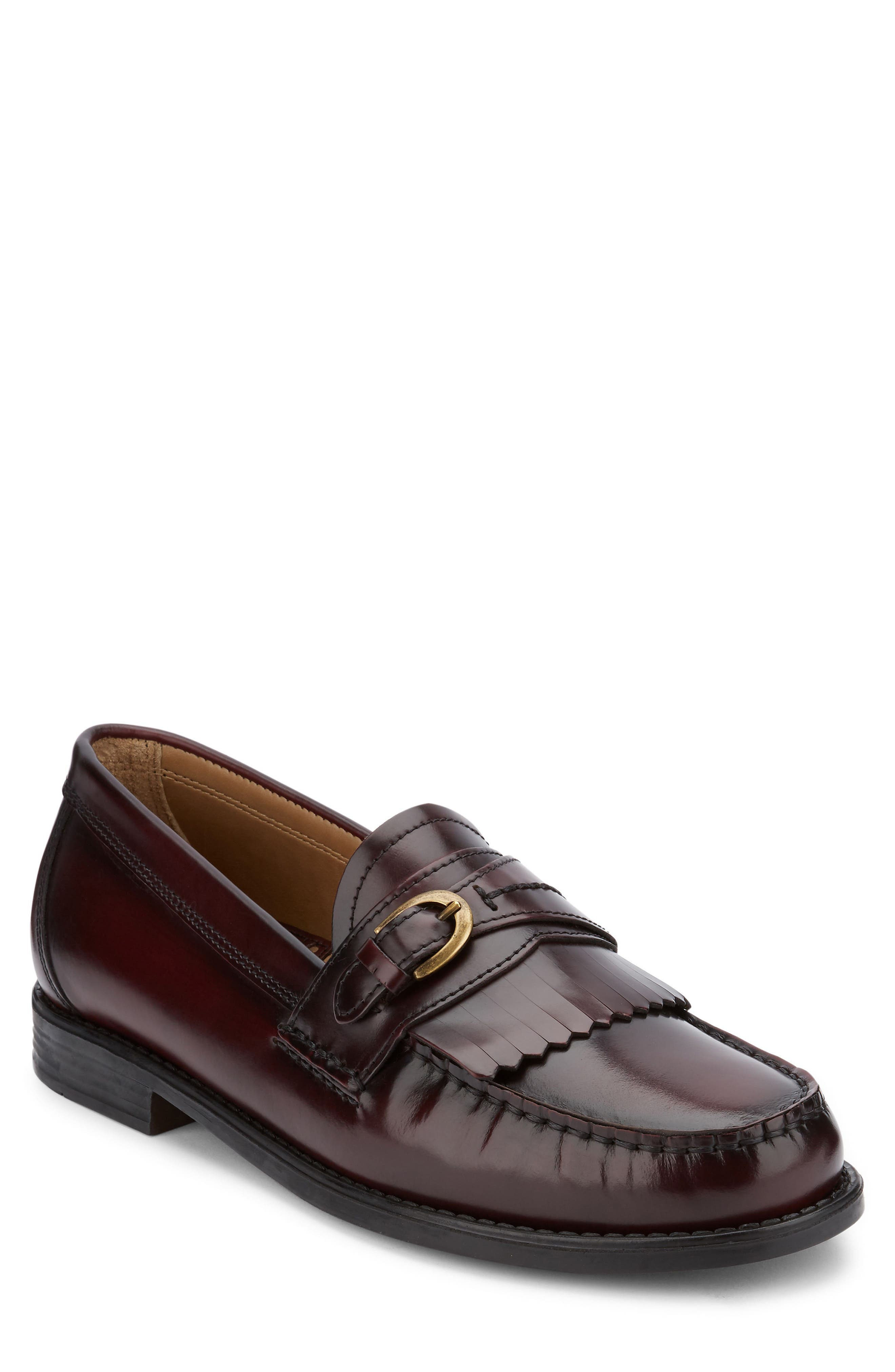 G.h. Bass & Co. Wakeley Kiltie Loafer, Burgundy