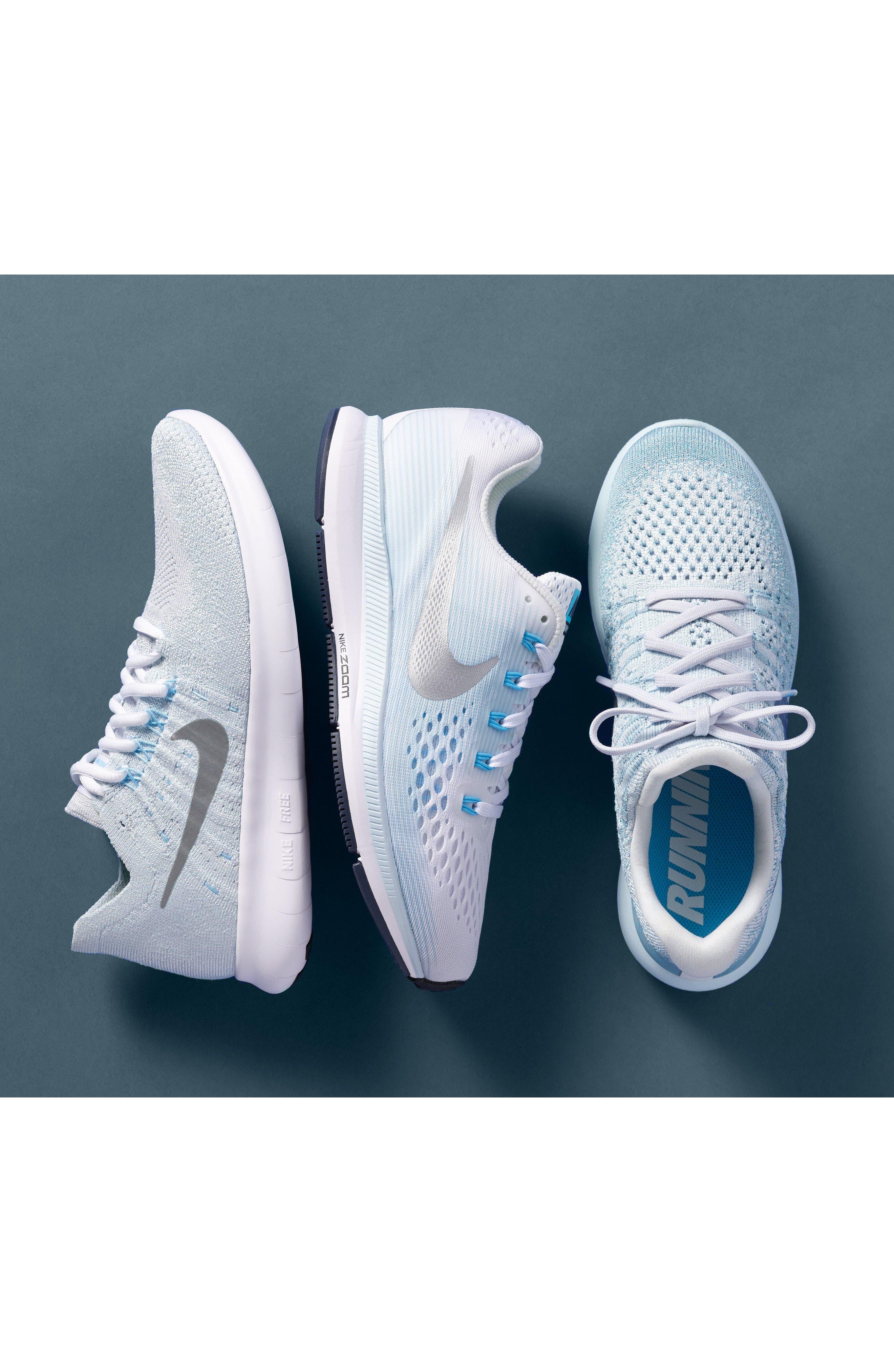 Free Run Flyknit 2 Running Shoe,                         Main,                         color, 027