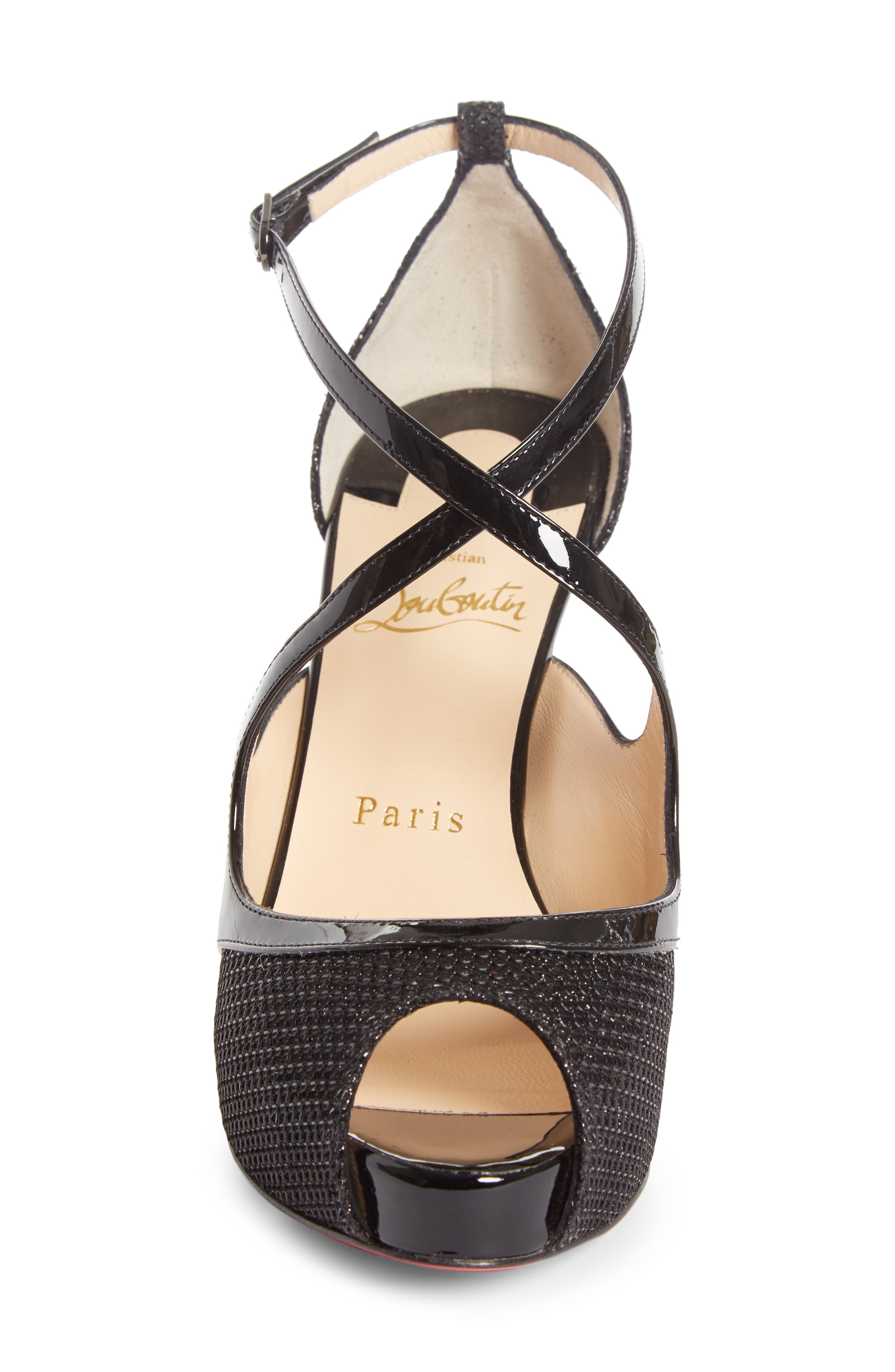 Mira Bella Sandal,                             Alternate thumbnail 4, color,                             001