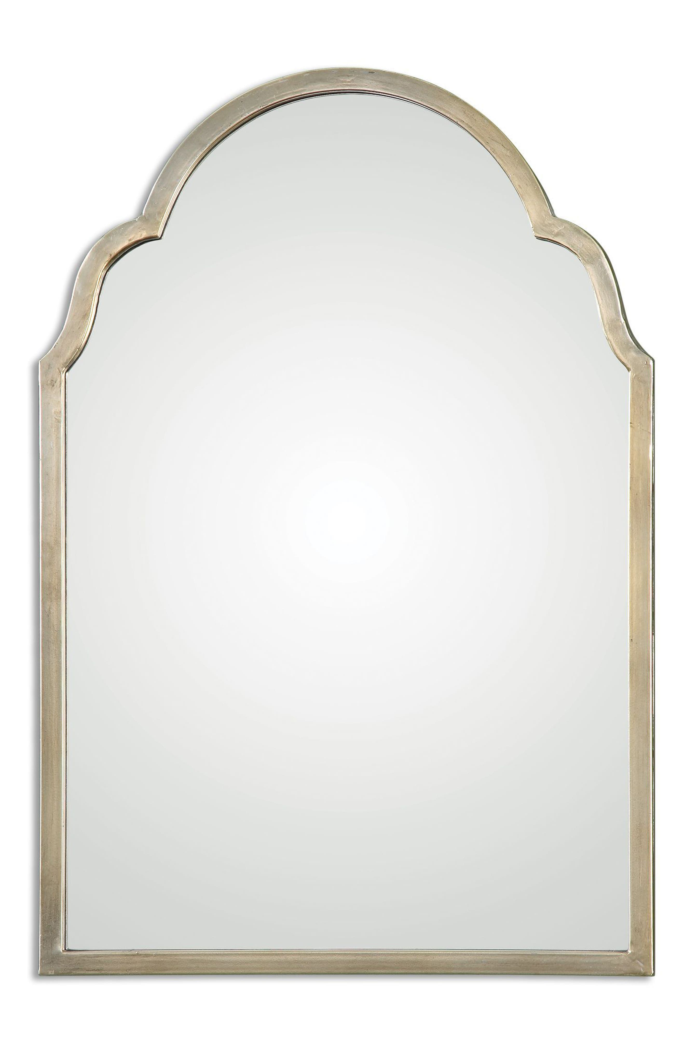 Brayden Small Arch Mirror,                             Main thumbnail 1, color,                             040