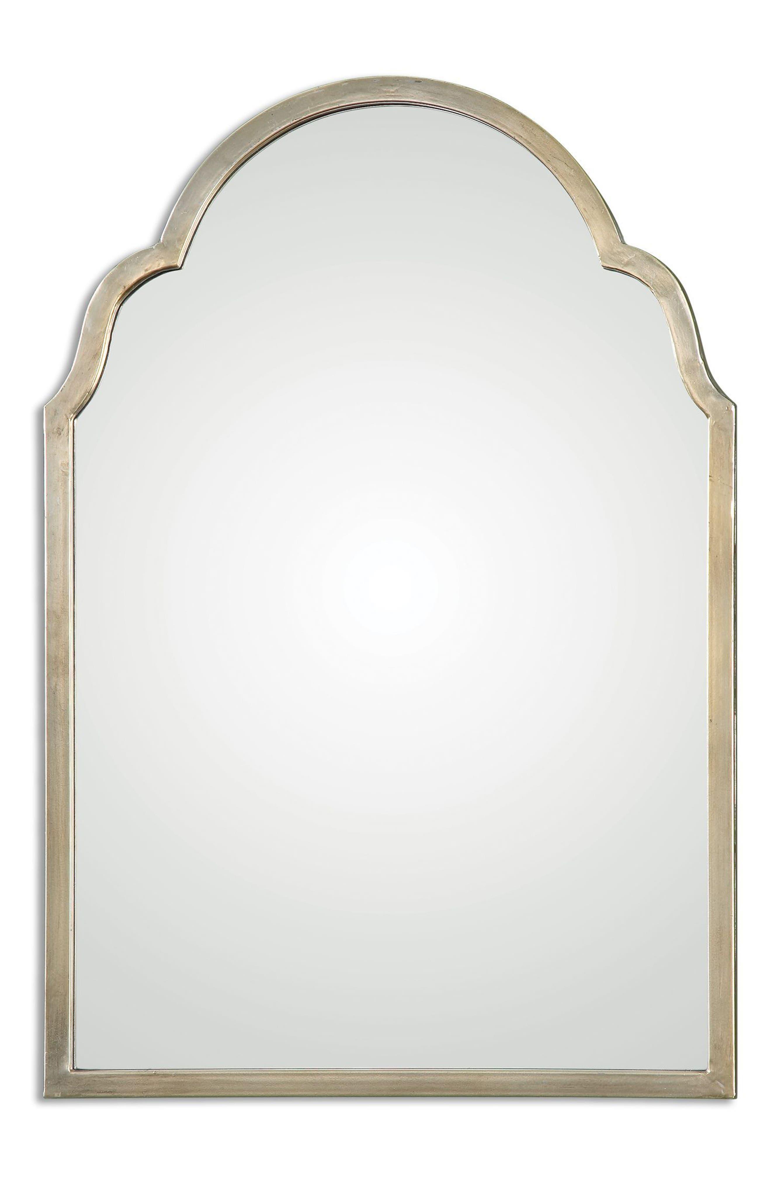 Brayden Small Arch Mirror,                         Main,                         color, 040
