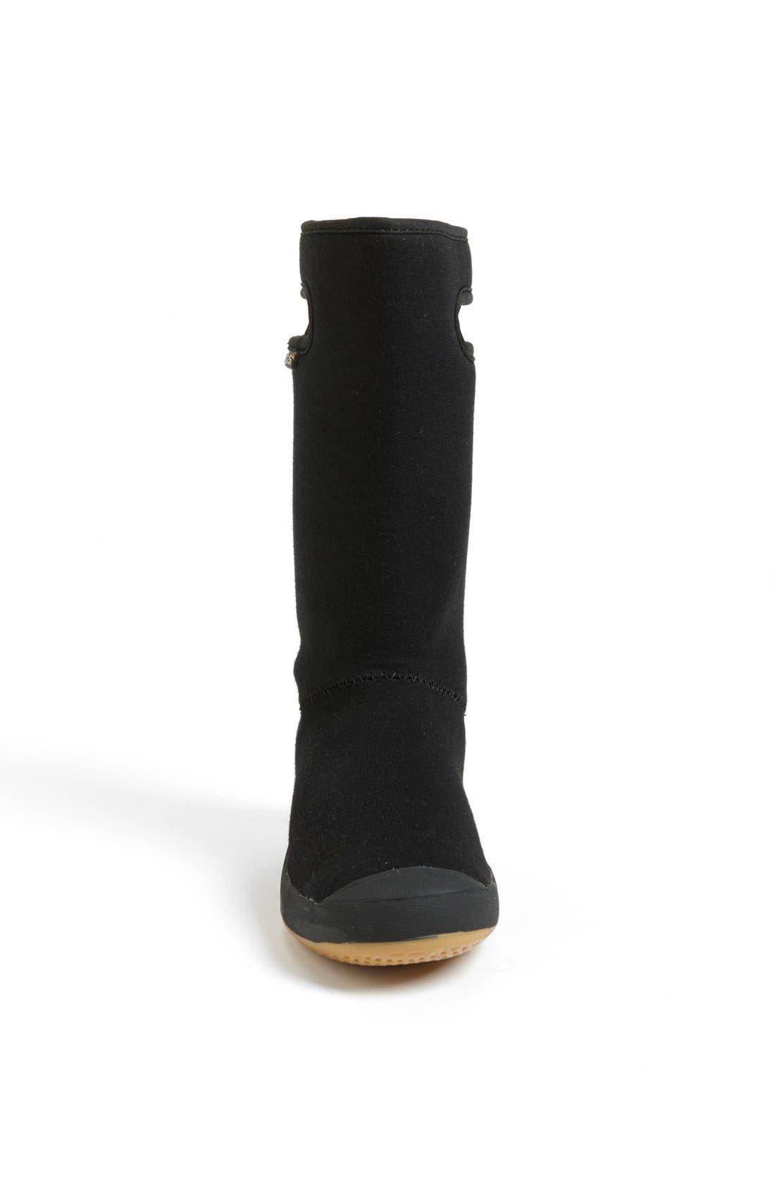 BOGS,                             'Summit' Waterproof Boot,                             Alternate thumbnail 3, color,                             001