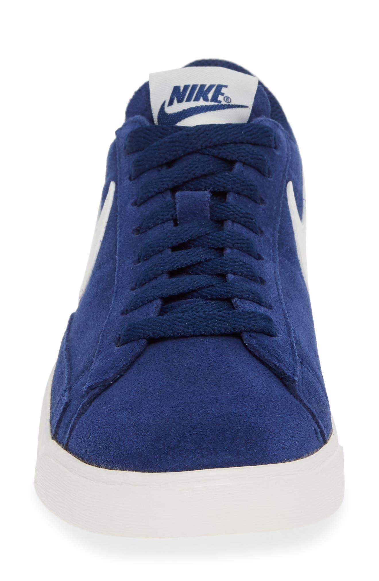 Blazer Low Sneaker,                             Alternate thumbnail 4, color,                             402