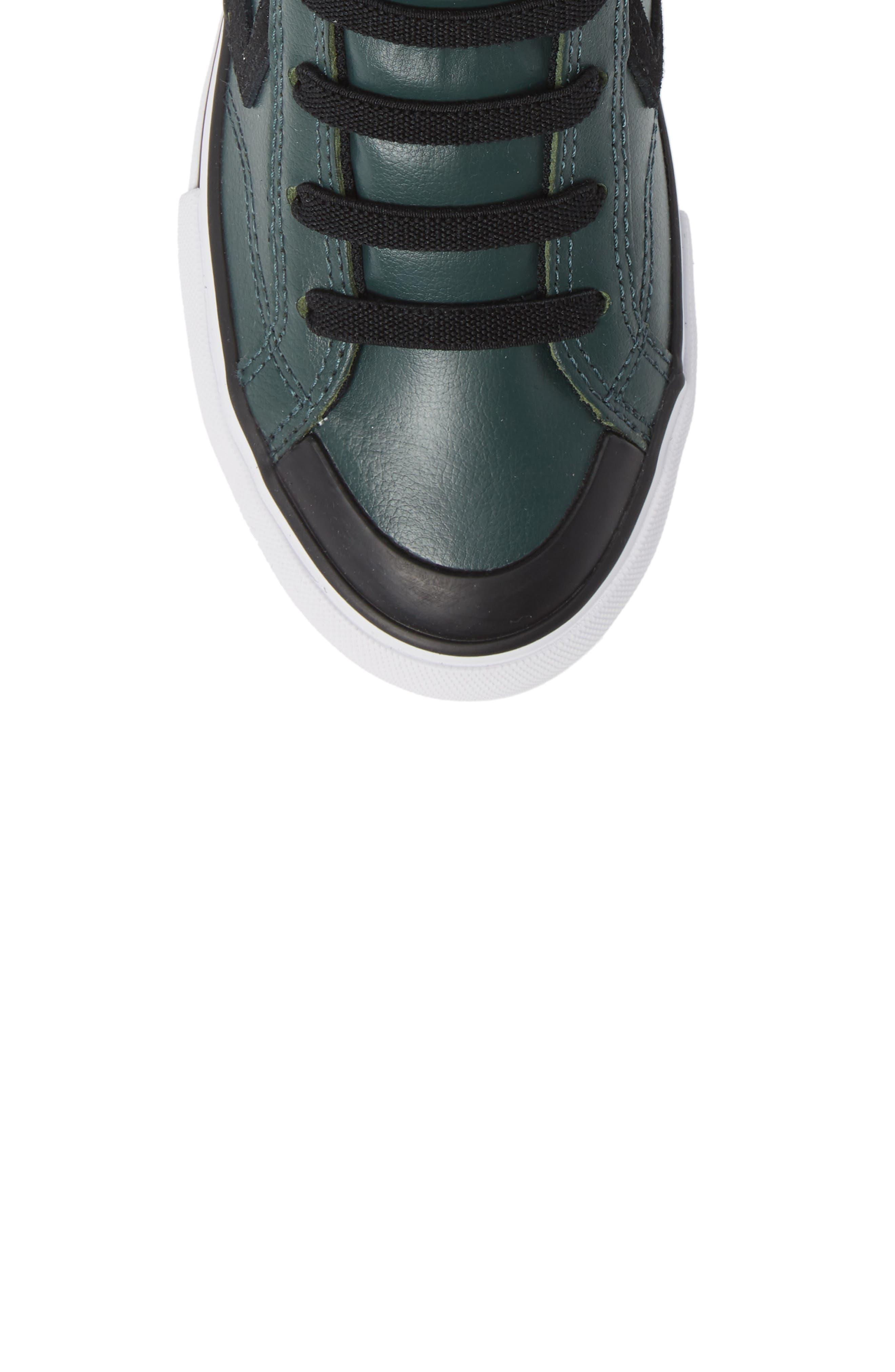Pro Blaze High Top Sneaker,                             Alternate thumbnail 5, color,                             VINTAGE GREEN