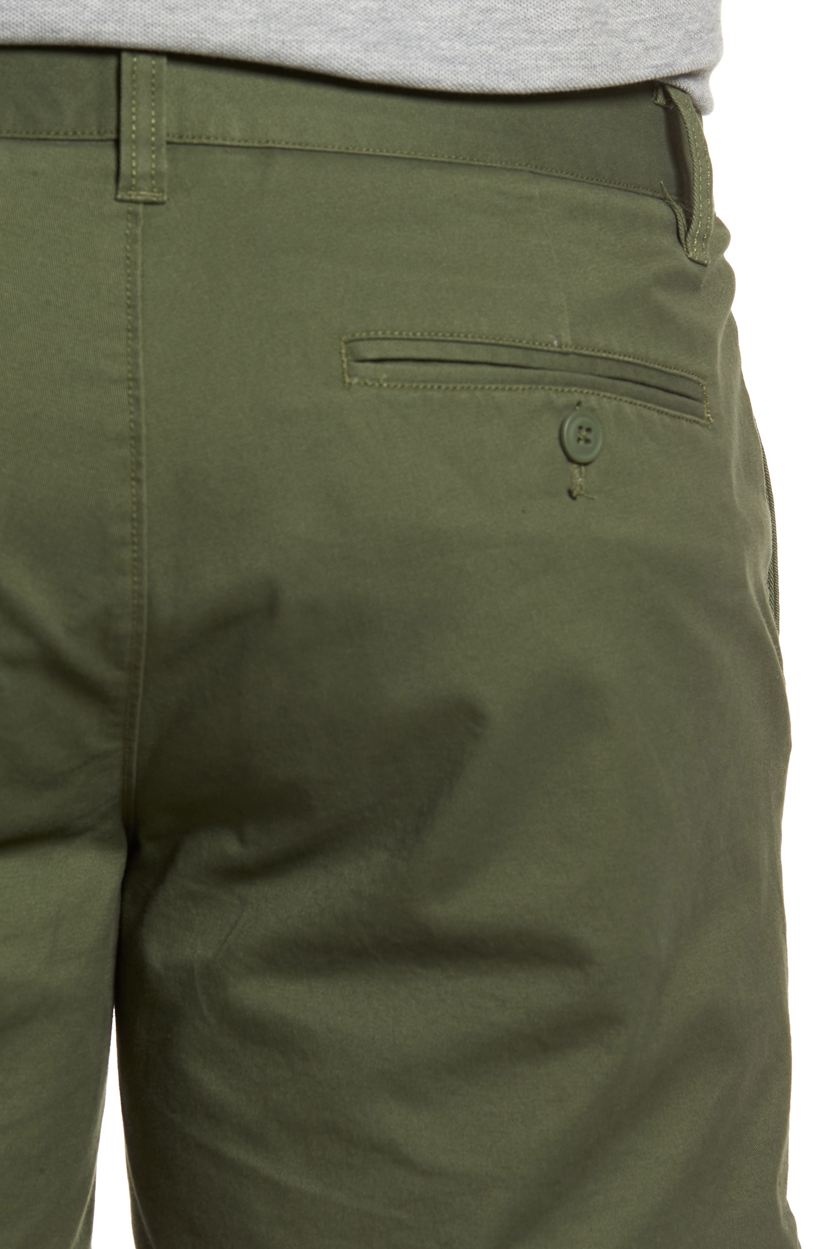 Stretch Washed Chino 5-Inch Shorts,                             Alternate thumbnail 89, color,