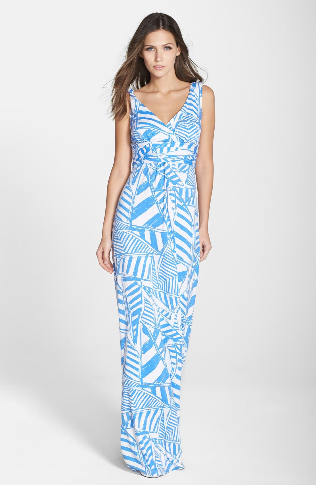 Lilly Pulitzer Sloane Print Jersey Maxi Dress Nordstrom