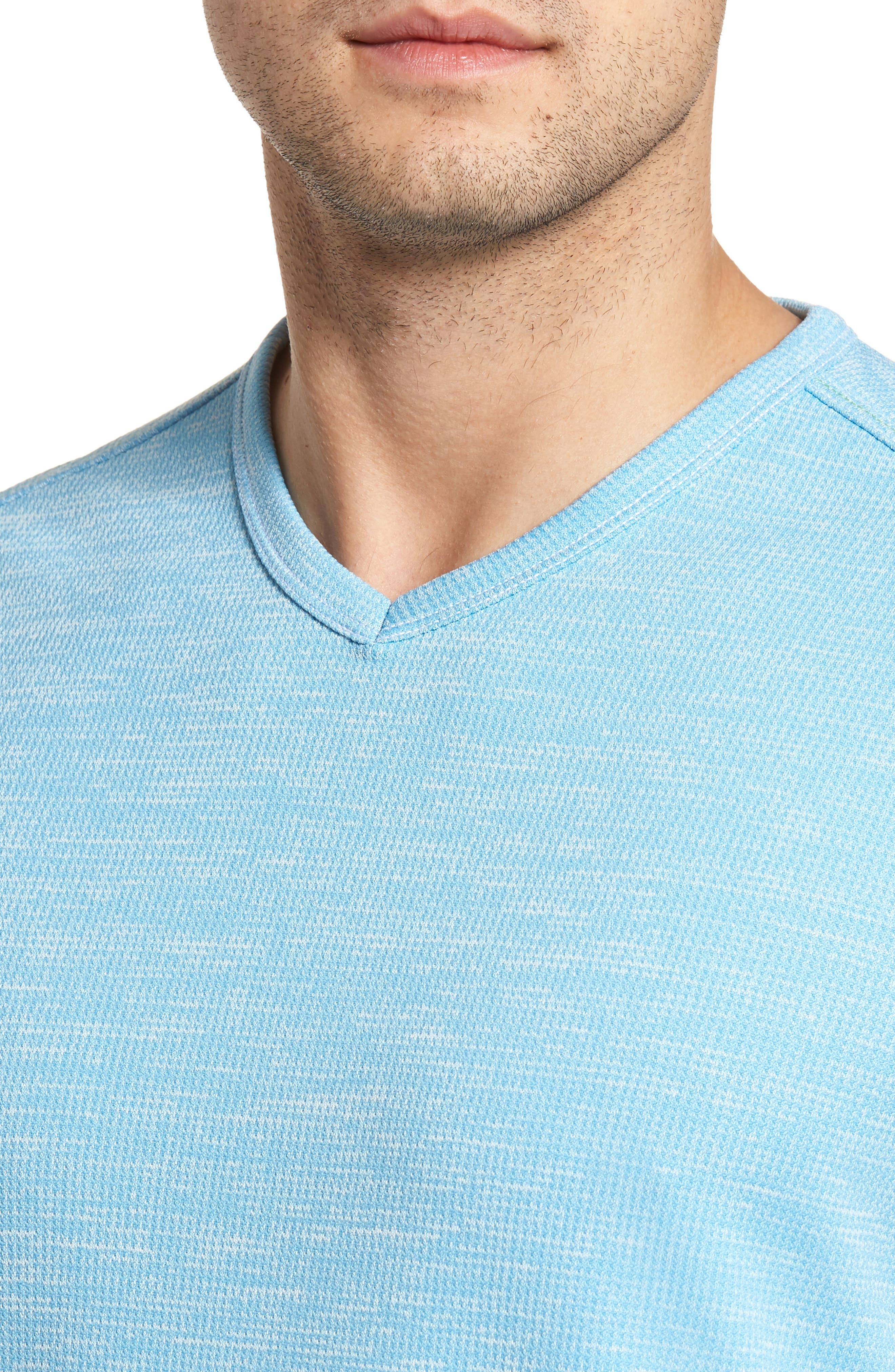 Sand Key V-Neck T-Shirt,                             Alternate thumbnail 28, color,