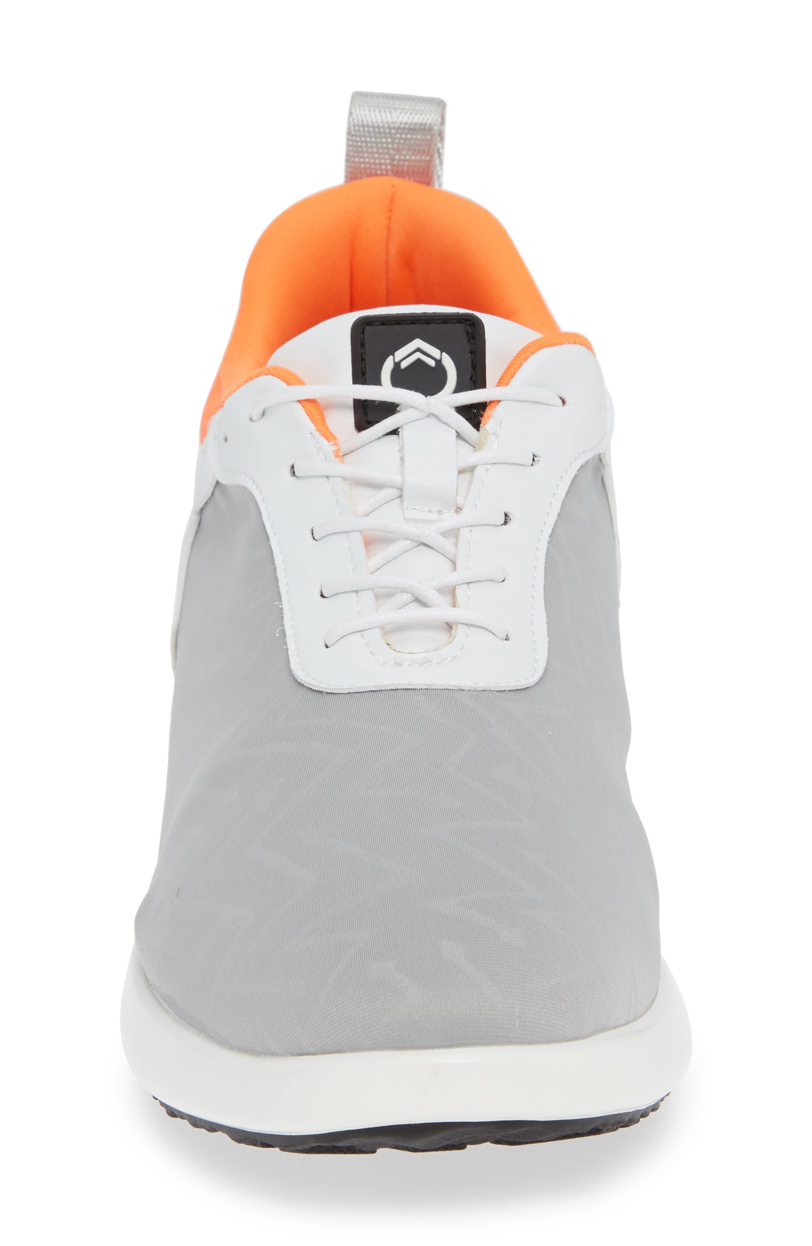 Vector Sneaker,                             Alternate thumbnail 4, color,                             GREY FABRIC