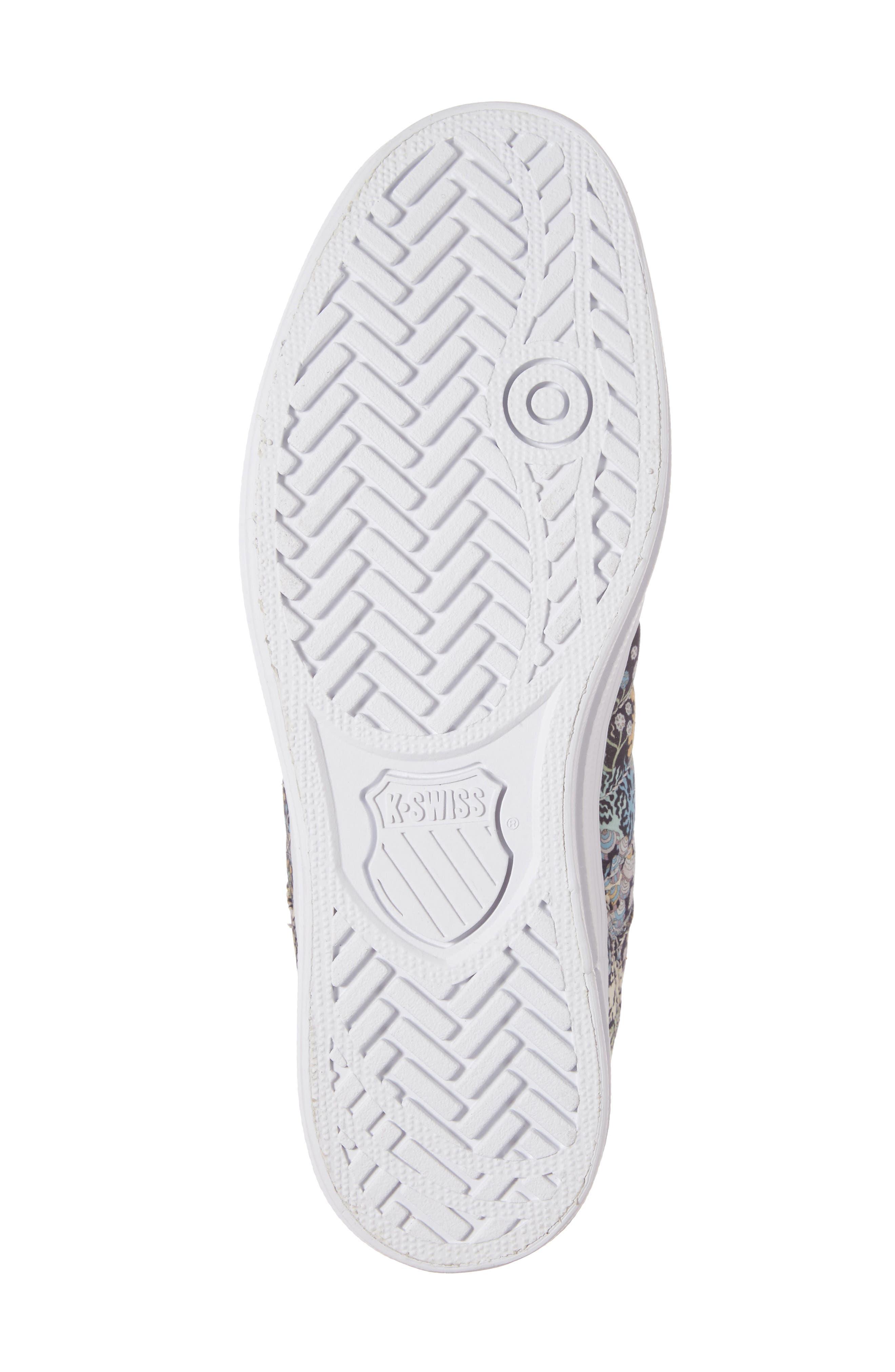 Gstaad Flatform Sneaker,                             Alternate thumbnail 6, color,                             040