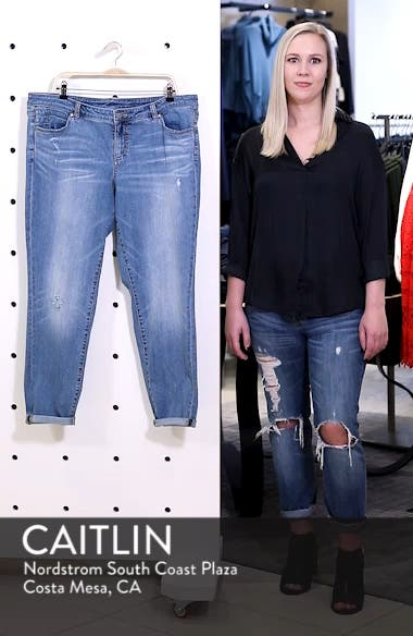 Distressed Jeans, sales video thumbnail