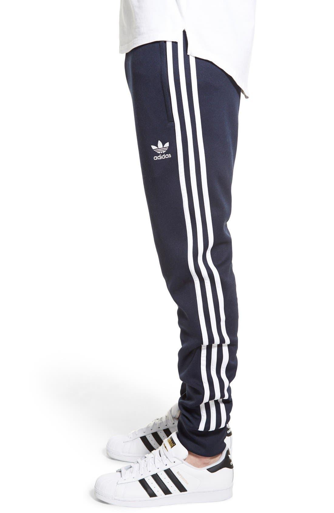 'Superstar' Track Pants,                             Alternate thumbnail 8, color,