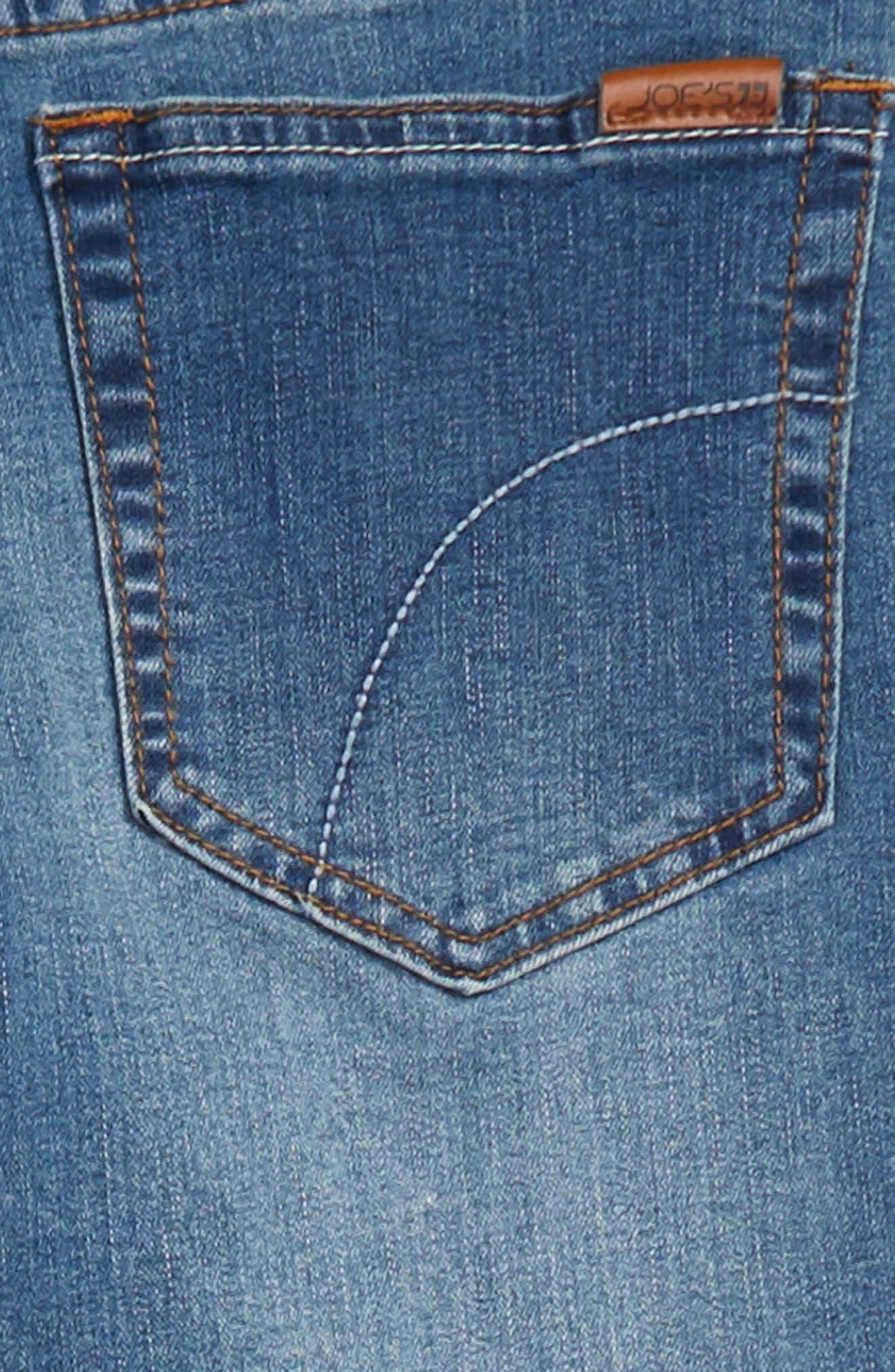 Brixton Stretch Jeans,                             Alternate thumbnail 3, color,                             DRESDEN BLUE