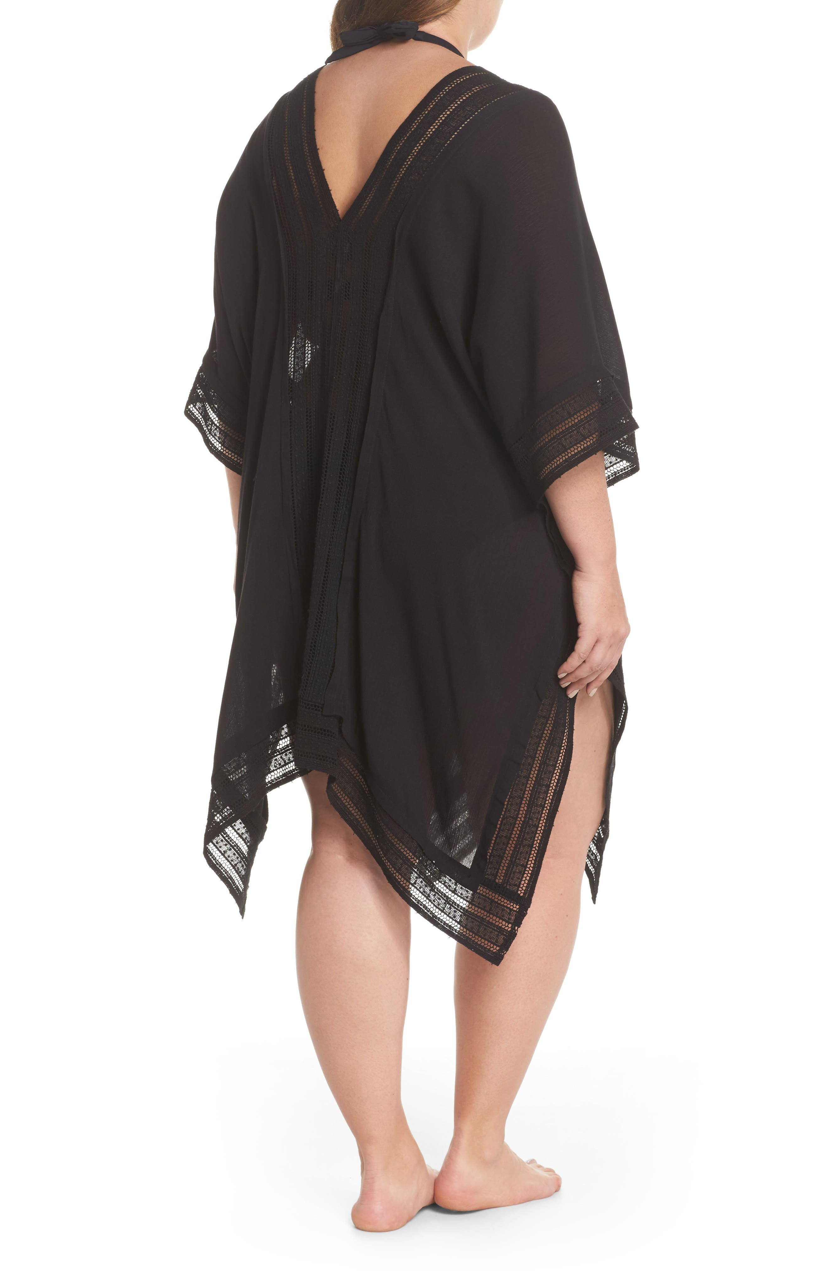 Serendipity Cover-Up Tunic,                             Alternate thumbnail 2, color,                             001