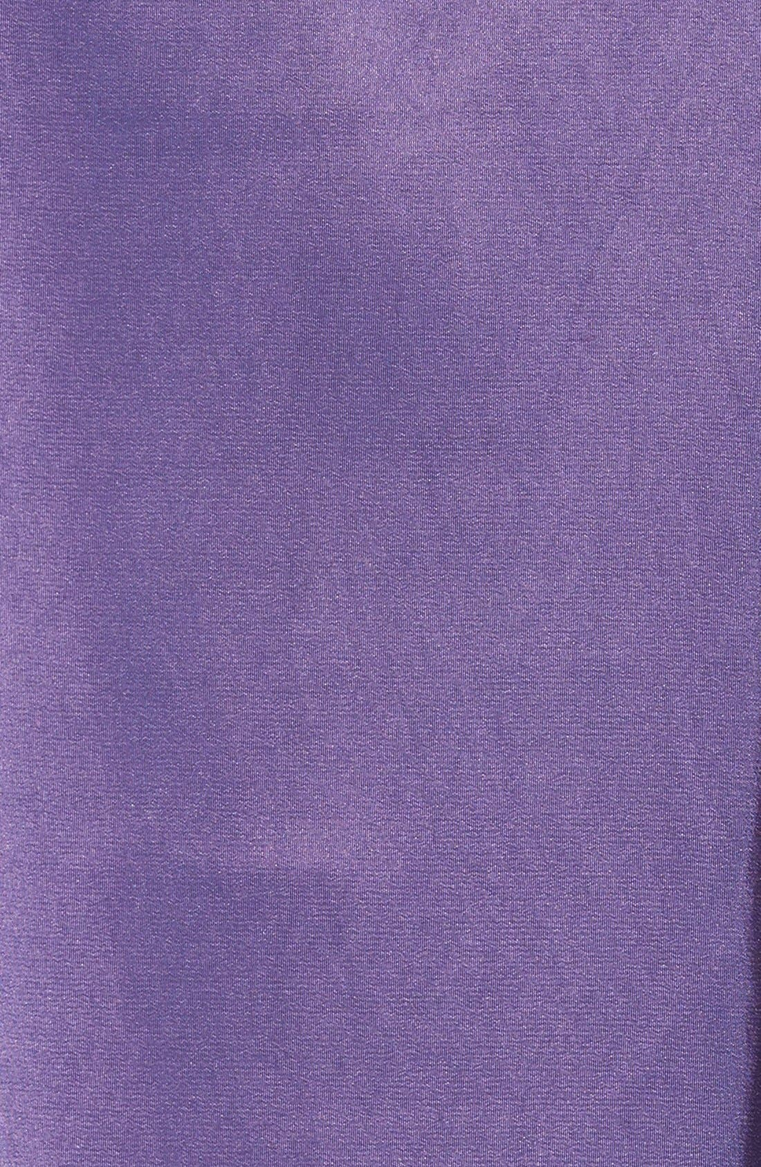 'Mini Donatella' Reversible Pleat Hood Packable Travel Coat,                             Alternate thumbnail 41, color,